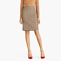 Image 1 for Pencil skirt in houndstooth
