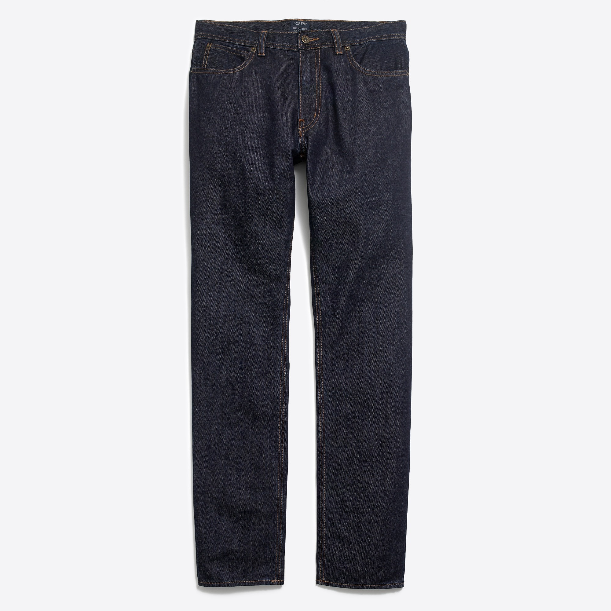 Image 4 for Athletic-fit jean in dark wash