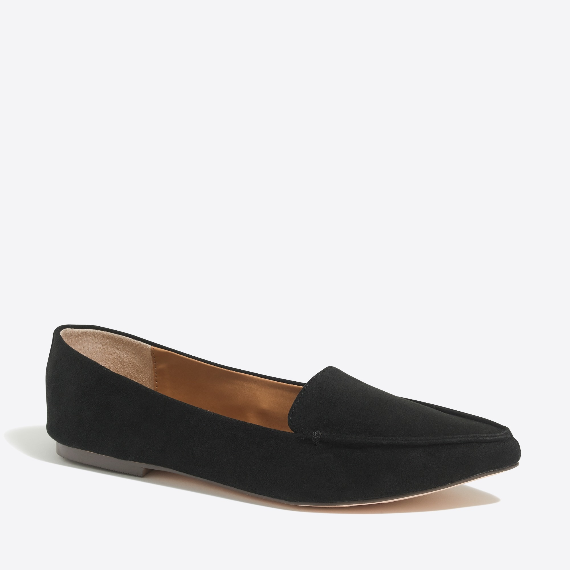 Edie suede loafers factorywomen shoes c