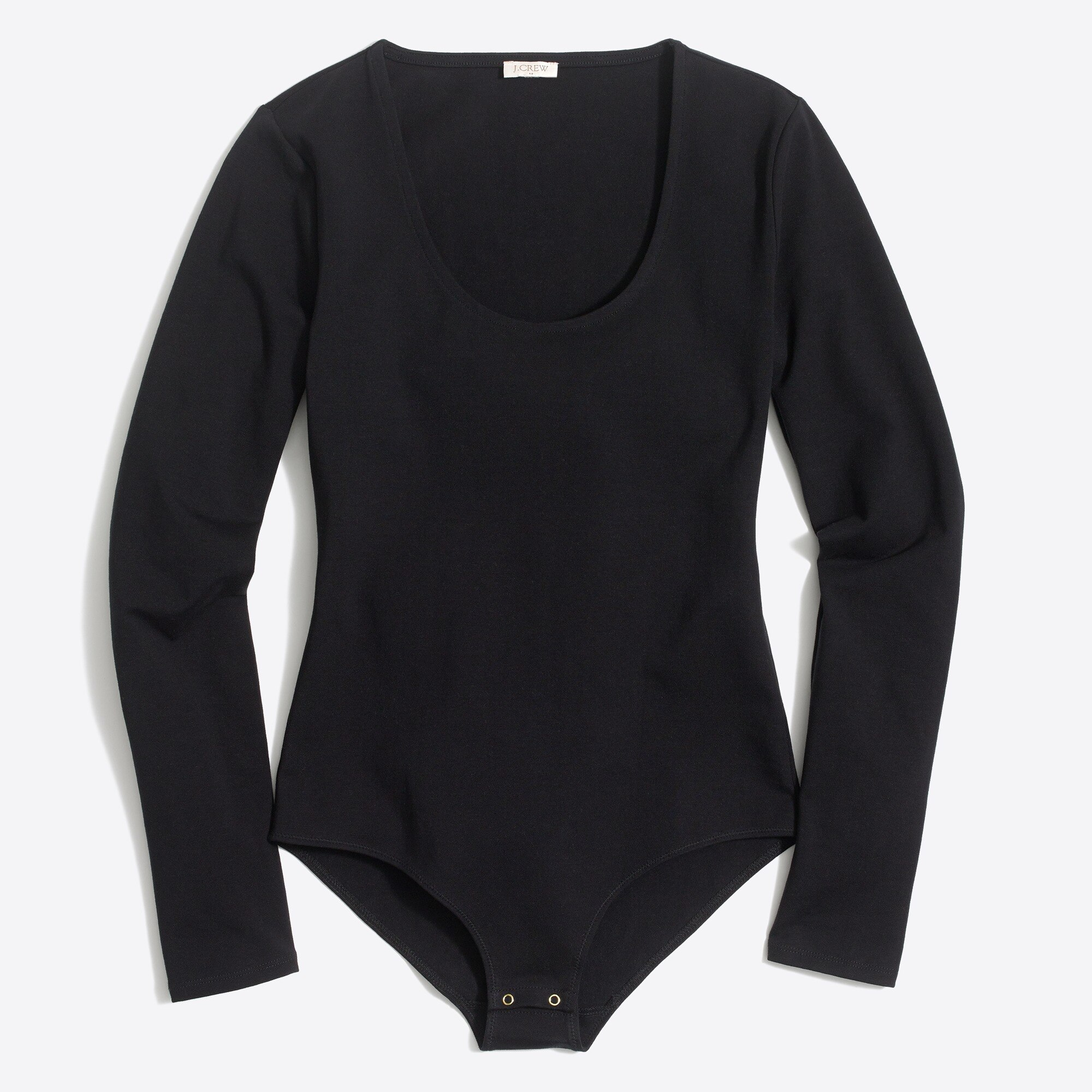 Long-sleeve bodysuit