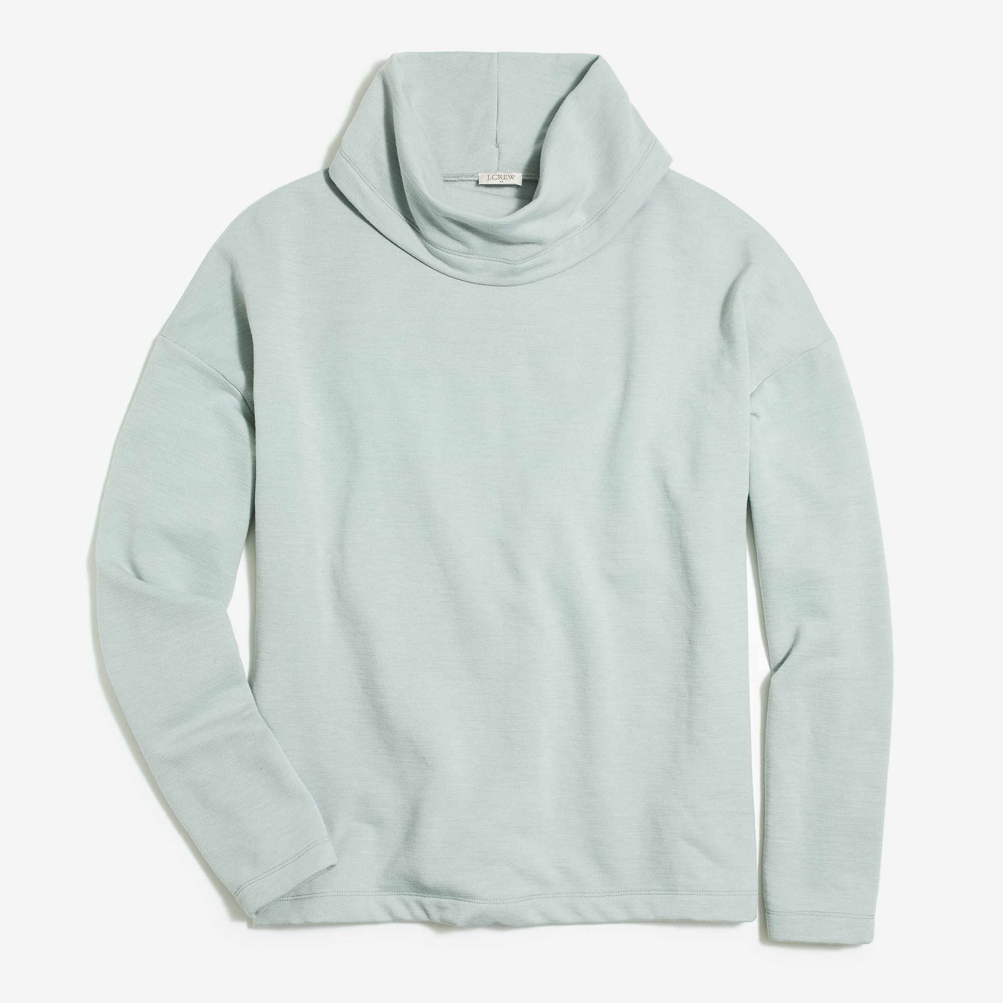 Image 1 for Tunnelneck pullover sweatshirt