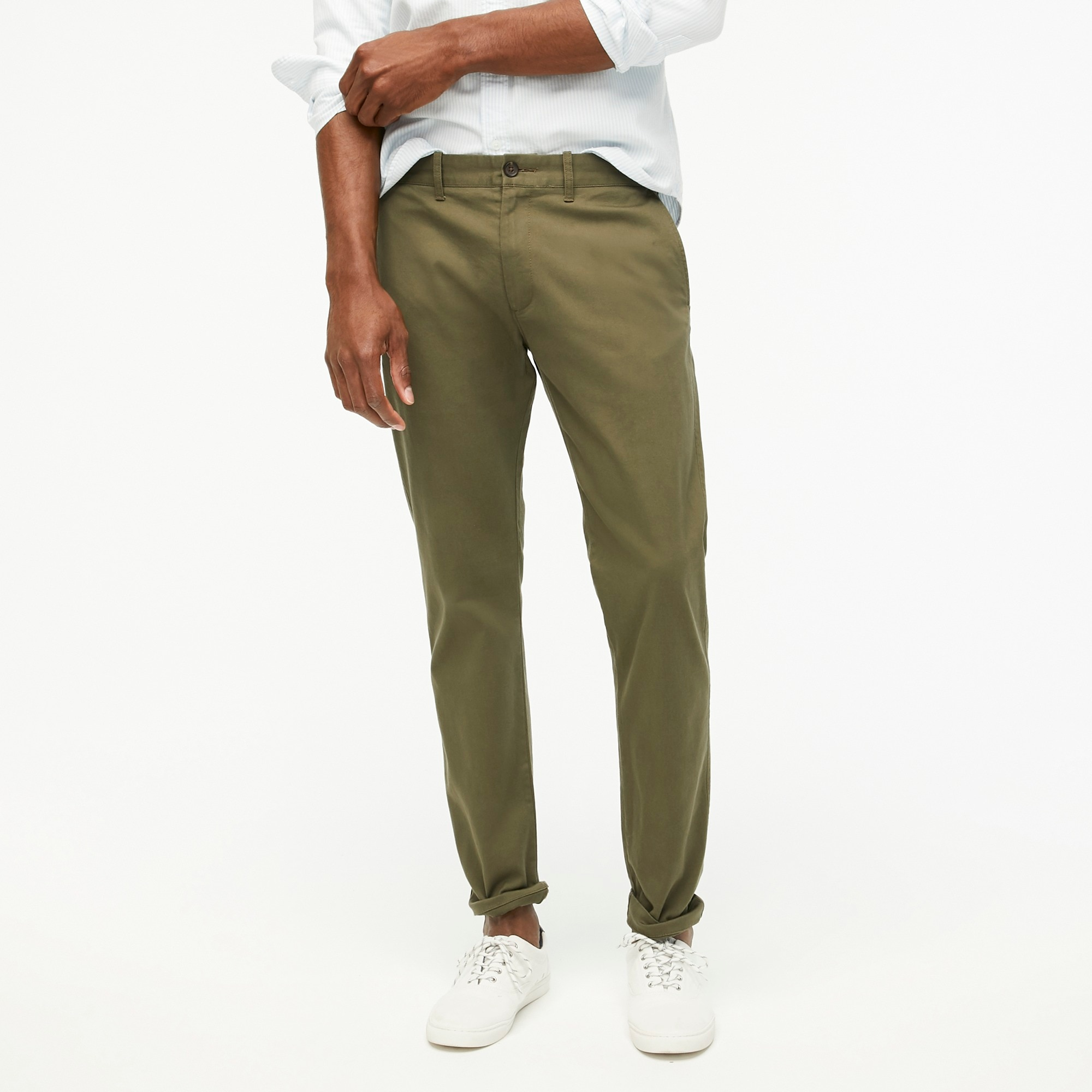Driggs slim-fit flex chino factorymen flex collection c