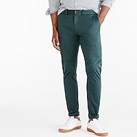 Slim-fit flex chino
