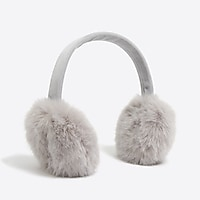 Image 2 for Faux-fur earmuffs