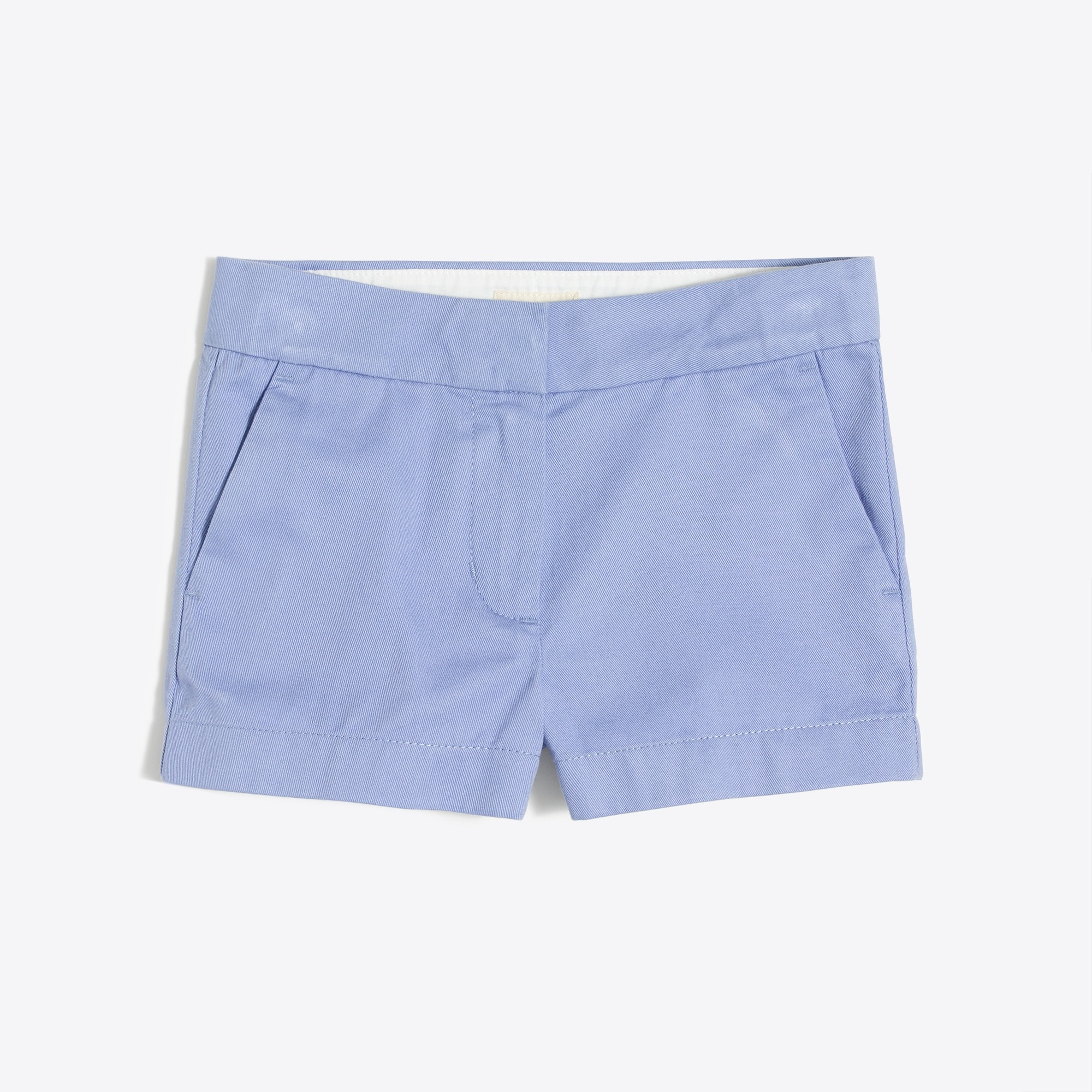 Girls' chino short factorygirls shorts & rompers c
