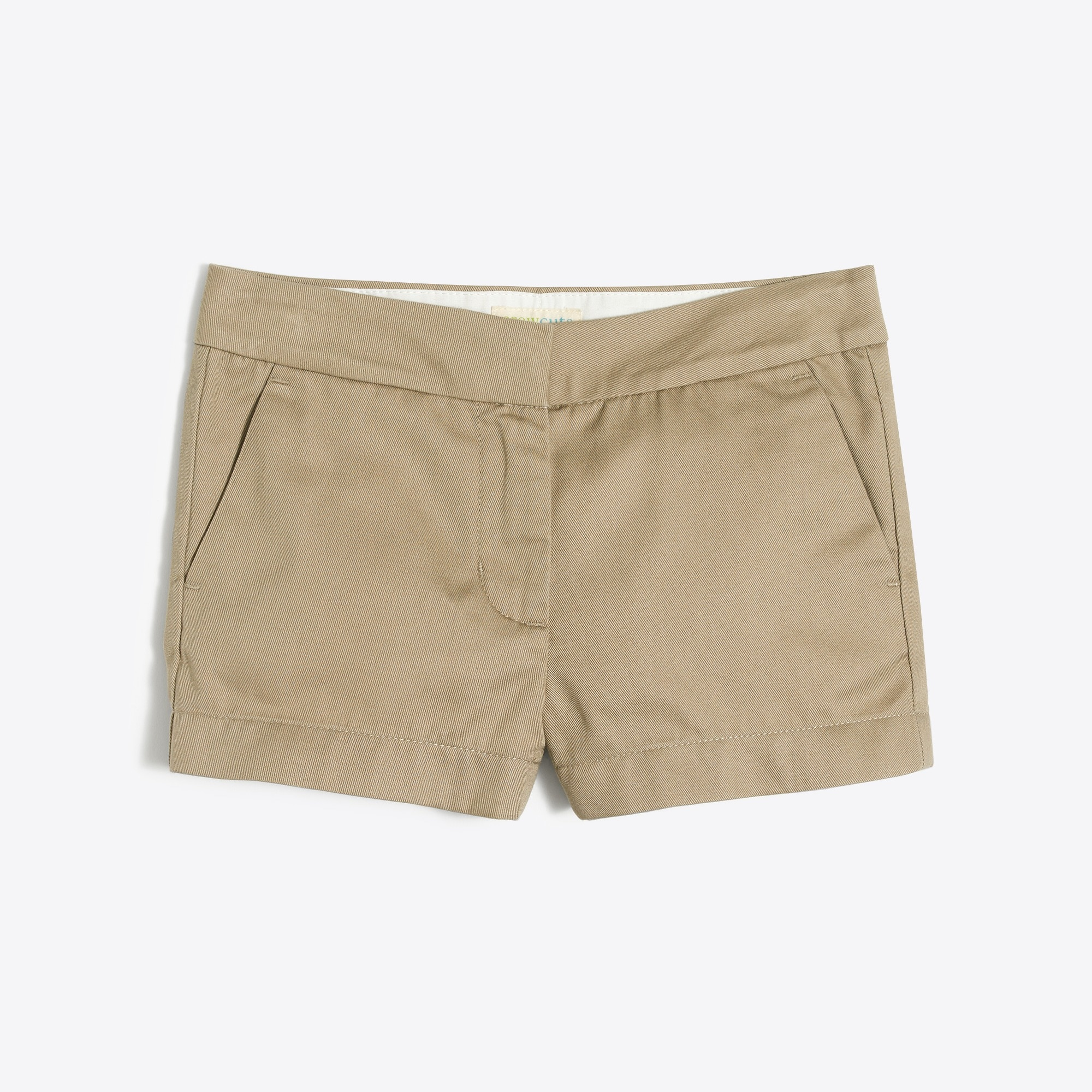 factory girls Girls' chino short