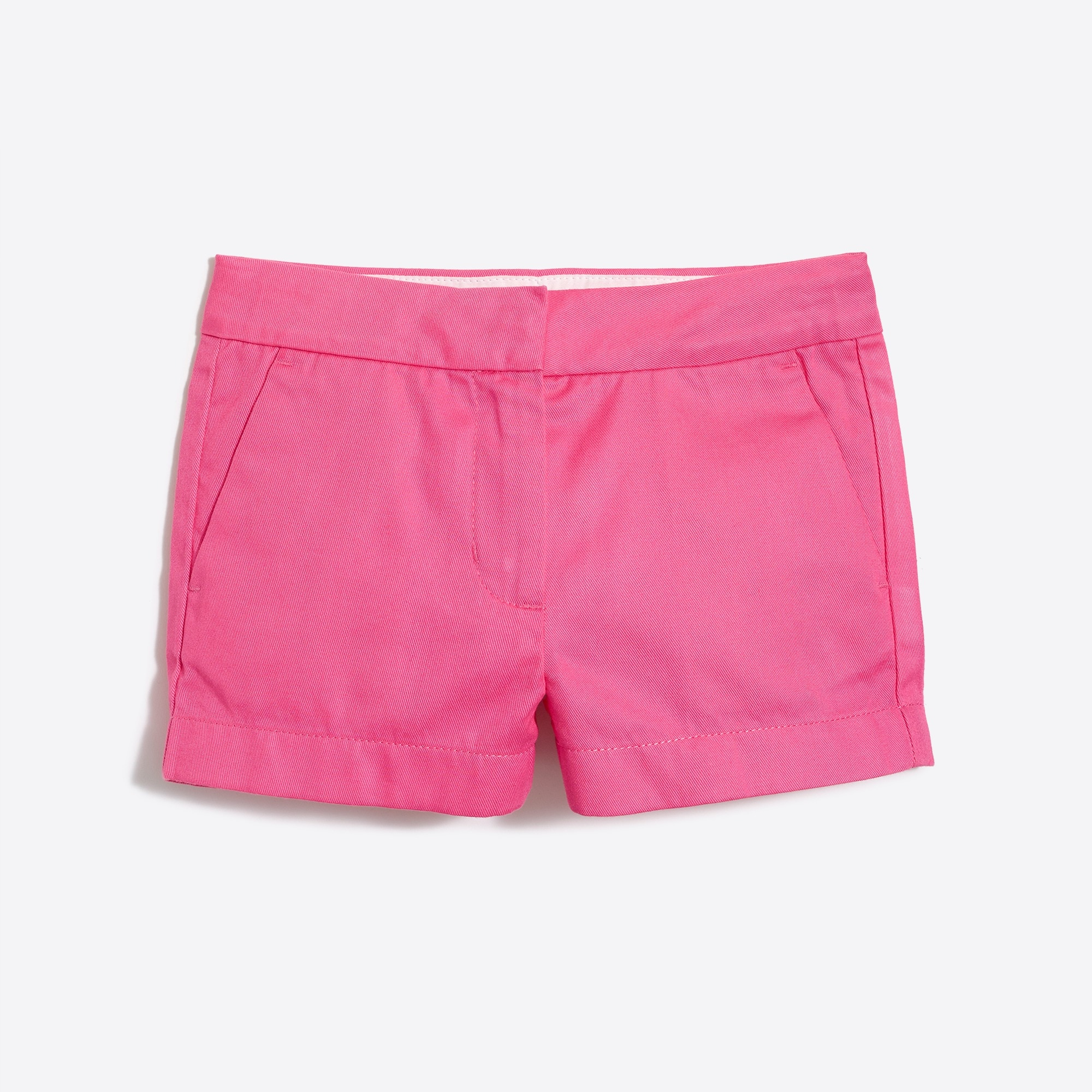 girls' chino short : factorygirls shorts