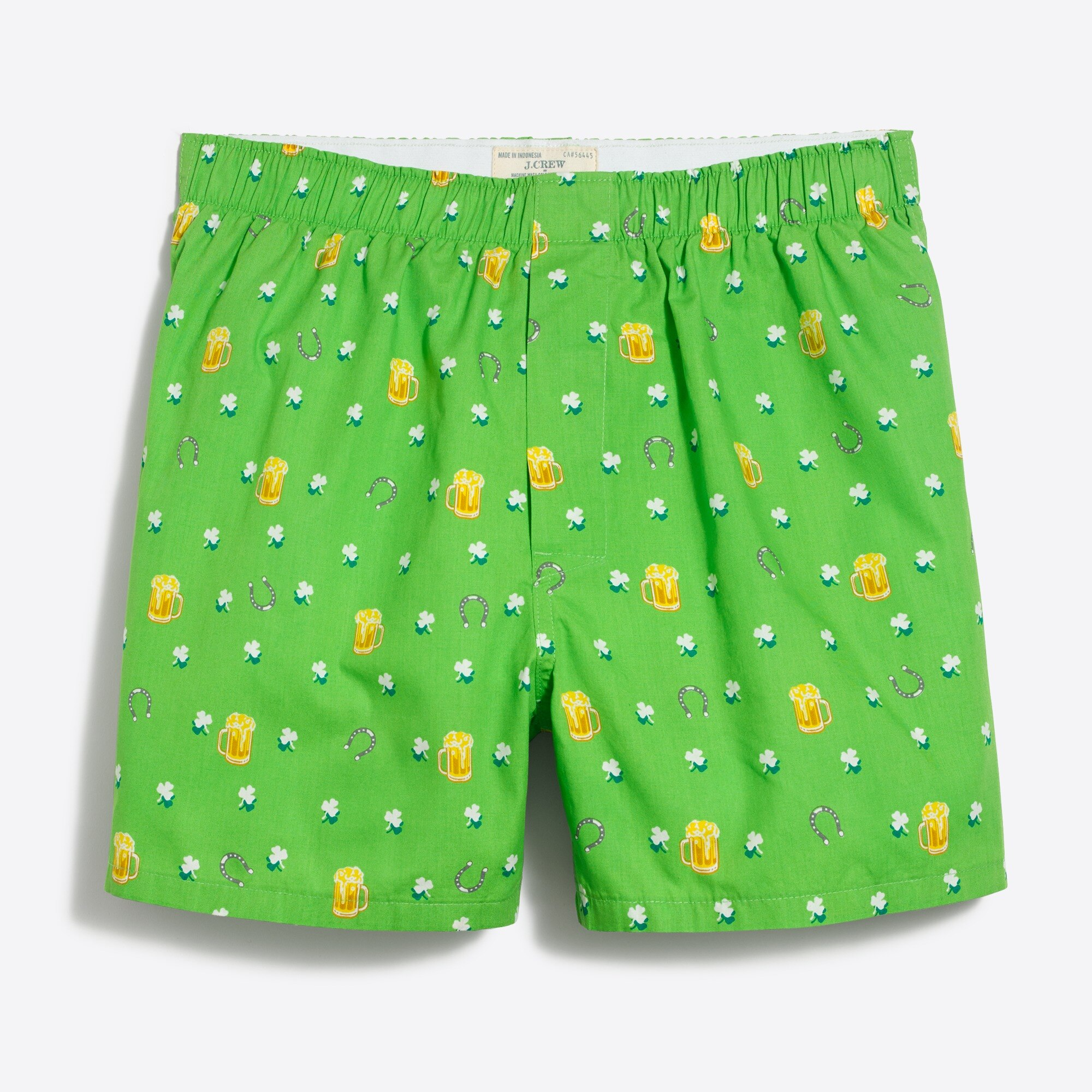 st. patty's day boxers : factorymen boxers