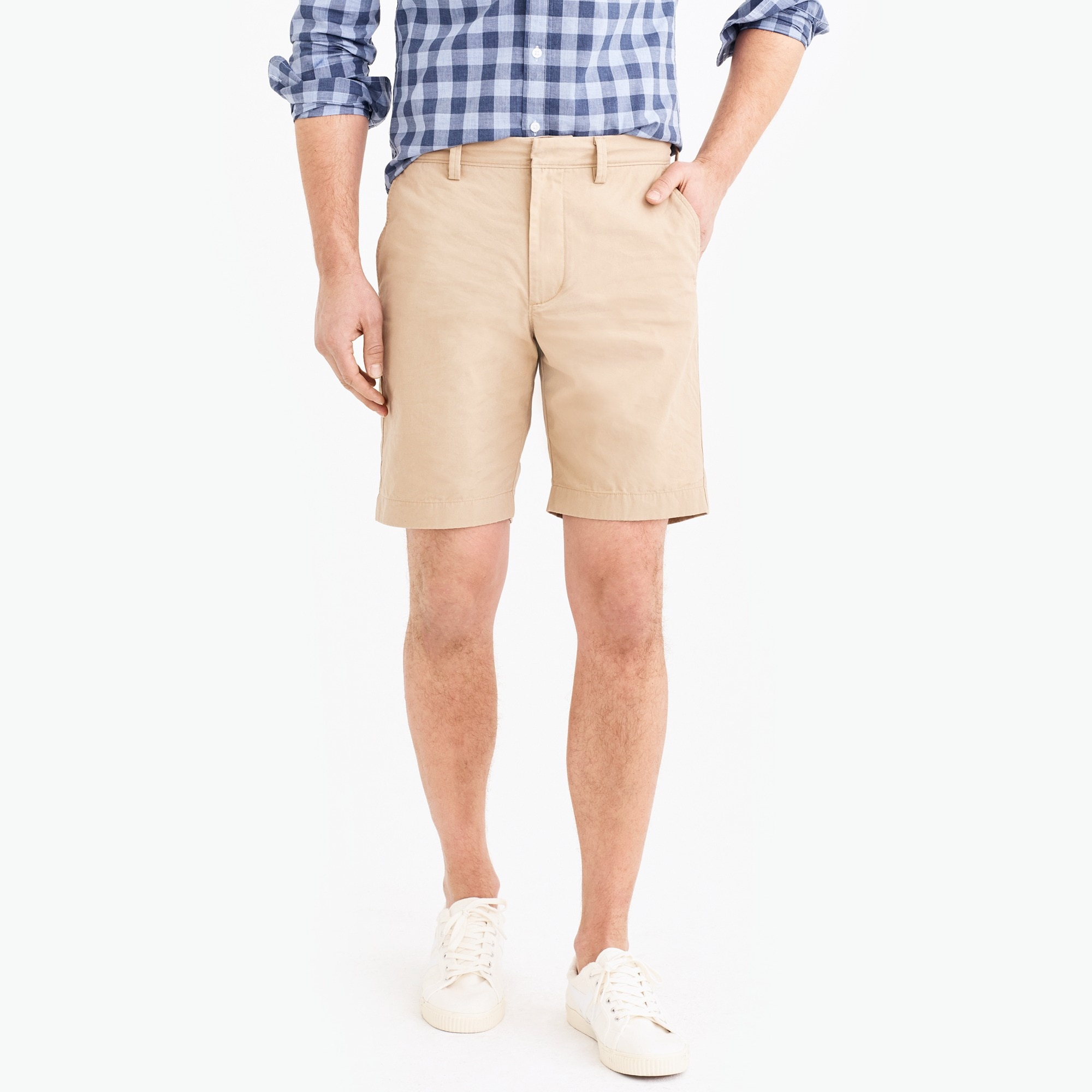 "factory mens 9"" Gramercy lightweight short"