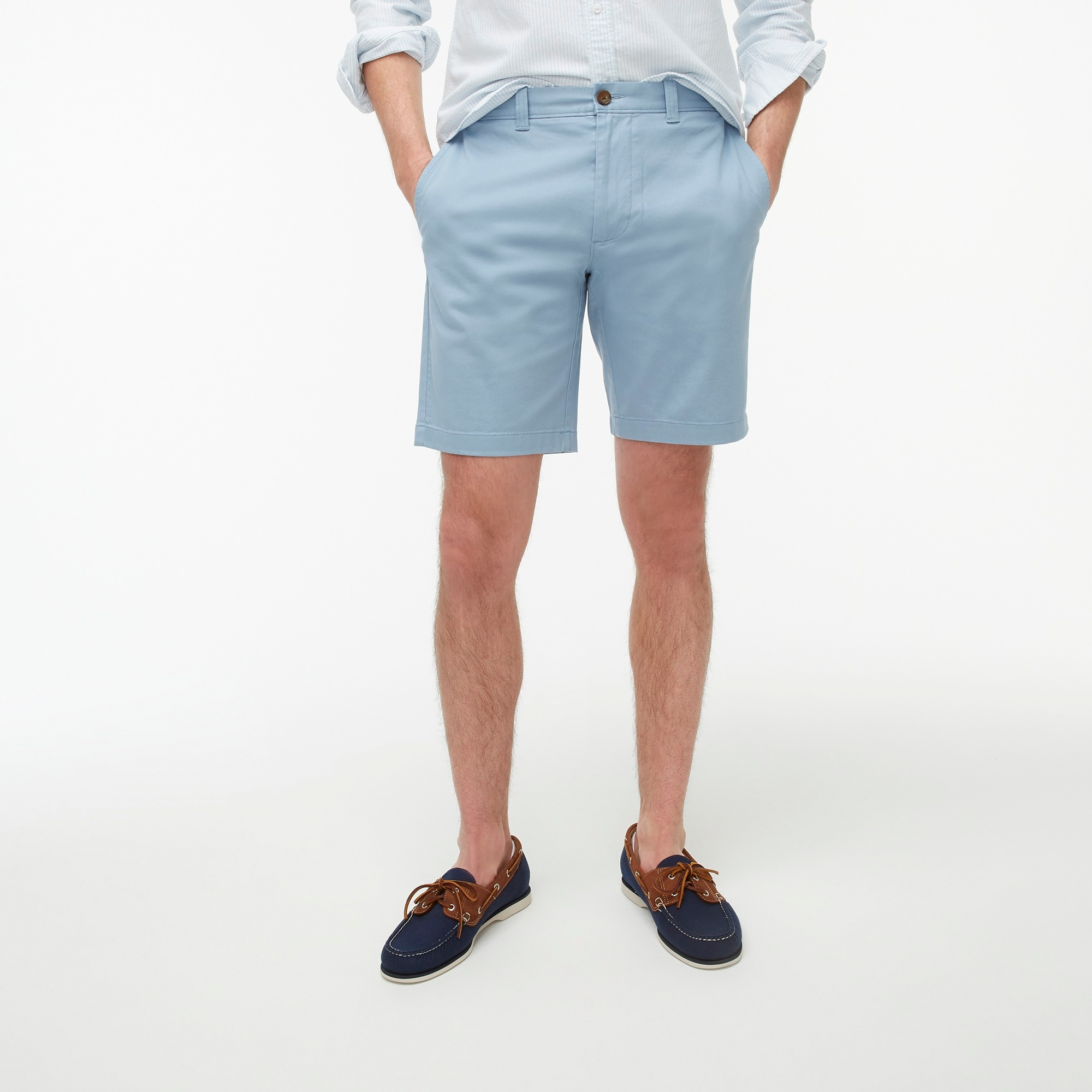 "Image 1 for 9"" Gramercy flex chino short"