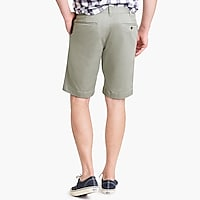 "Image 3 for 9"" Gramercy flex chino short"