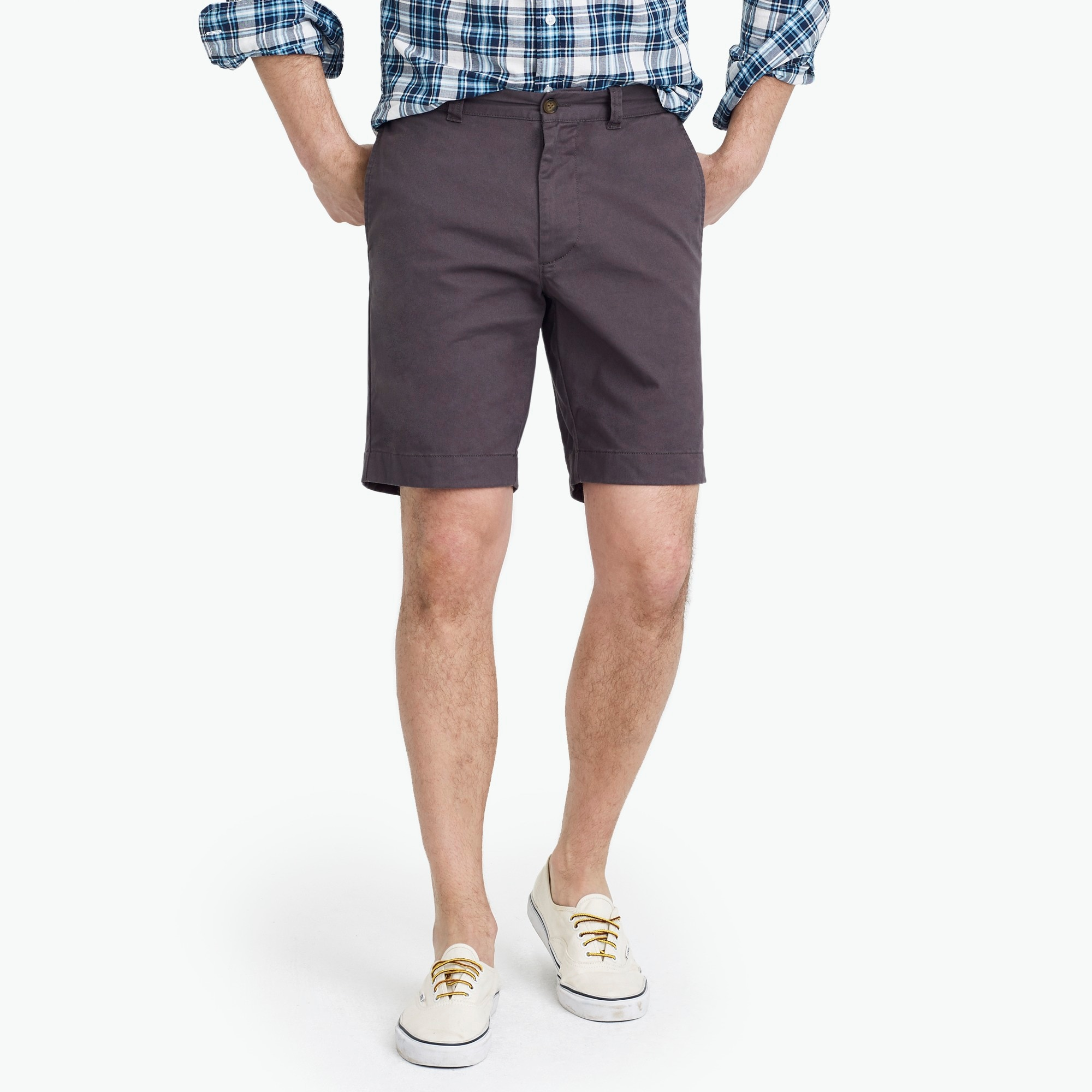 "9"" Gramercy flex chino short factorymen flex collection c"