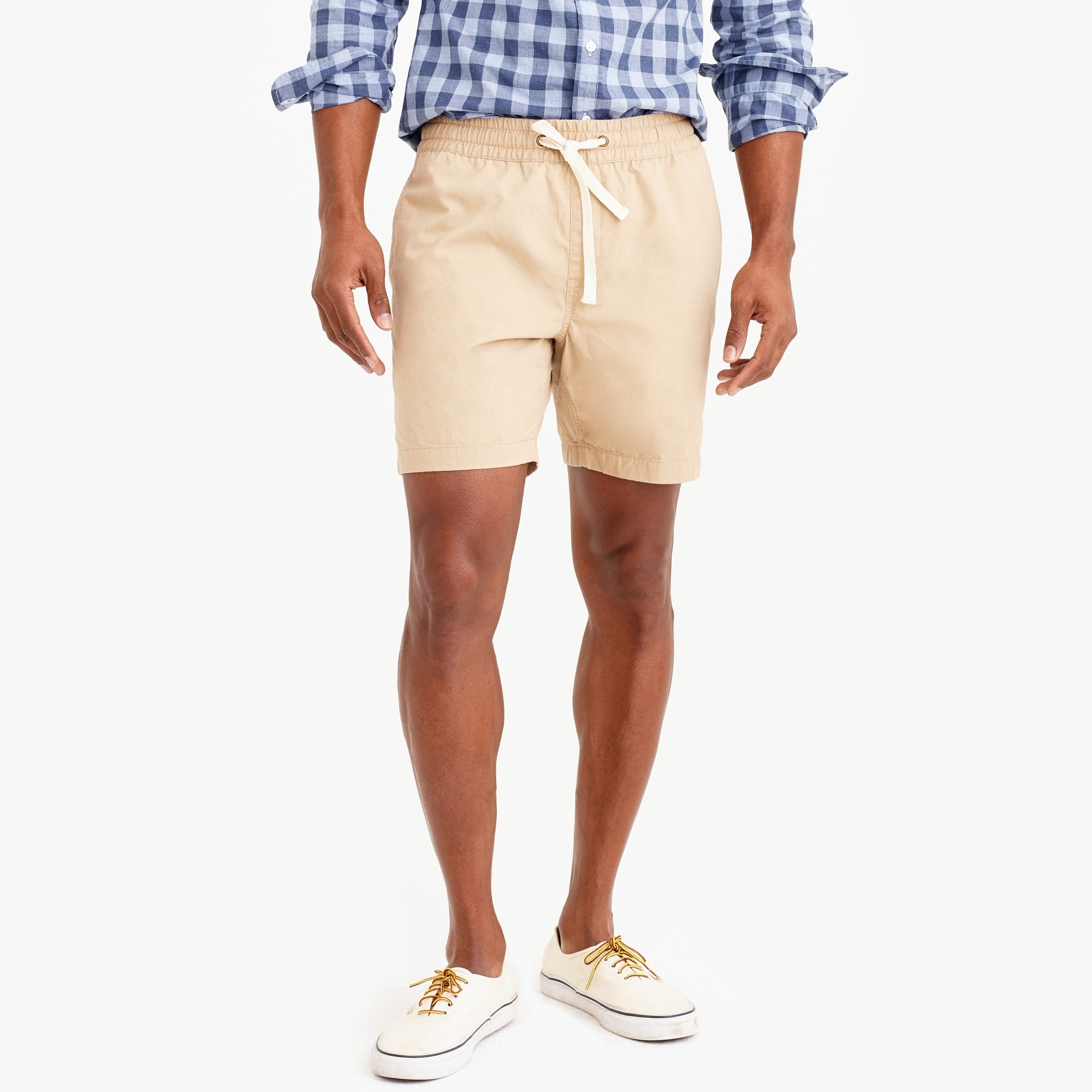 "7"" reade lightweight drawstring short : factorymen 7"""