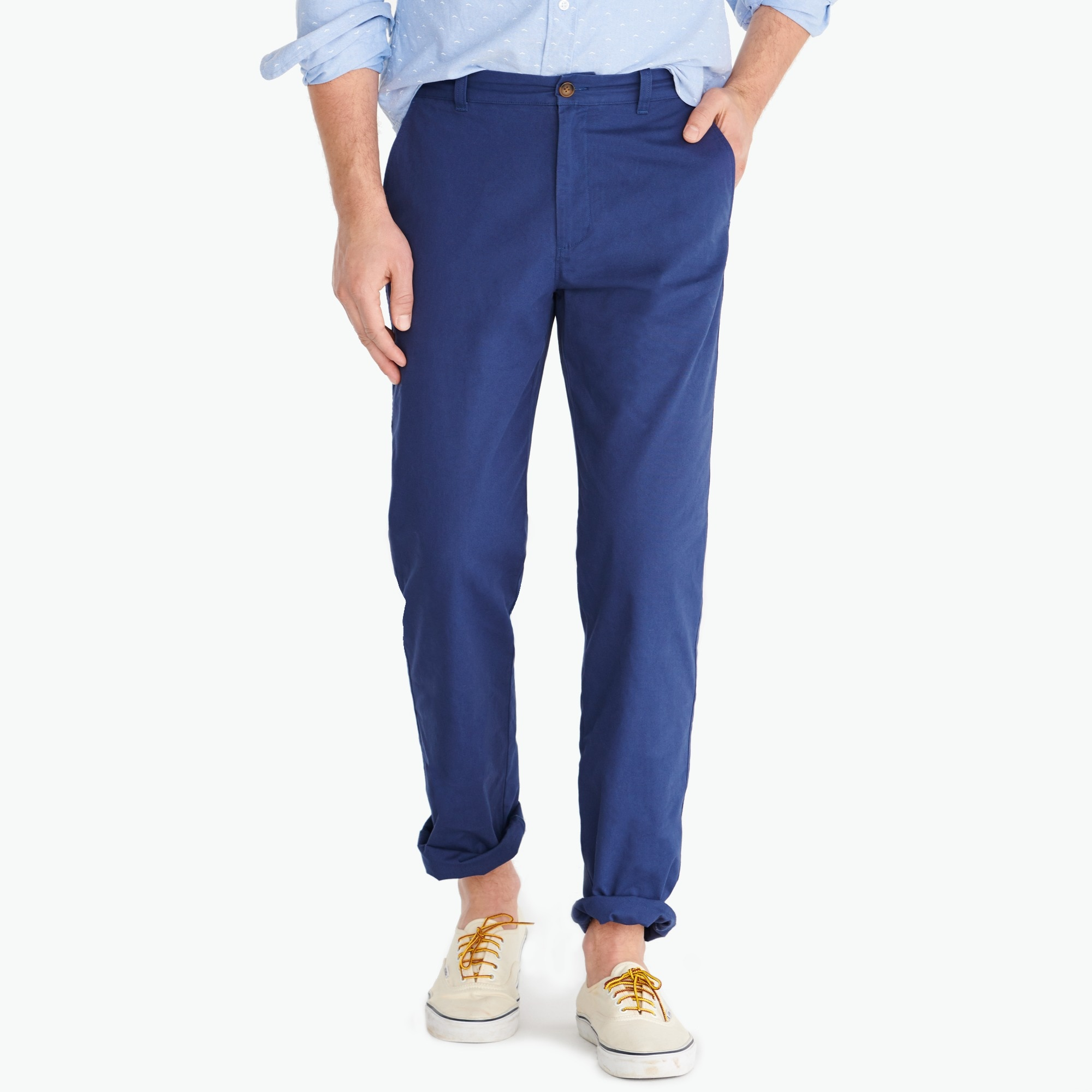 Bleecker athletic-fit lightweight chino
