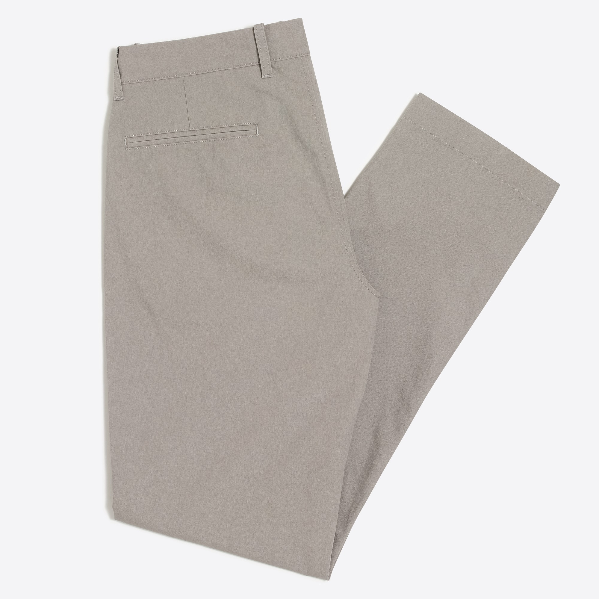 Straight-fit lightweight chino