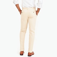 Image 3 for Slim-fit Thompson suit pant in flex chino