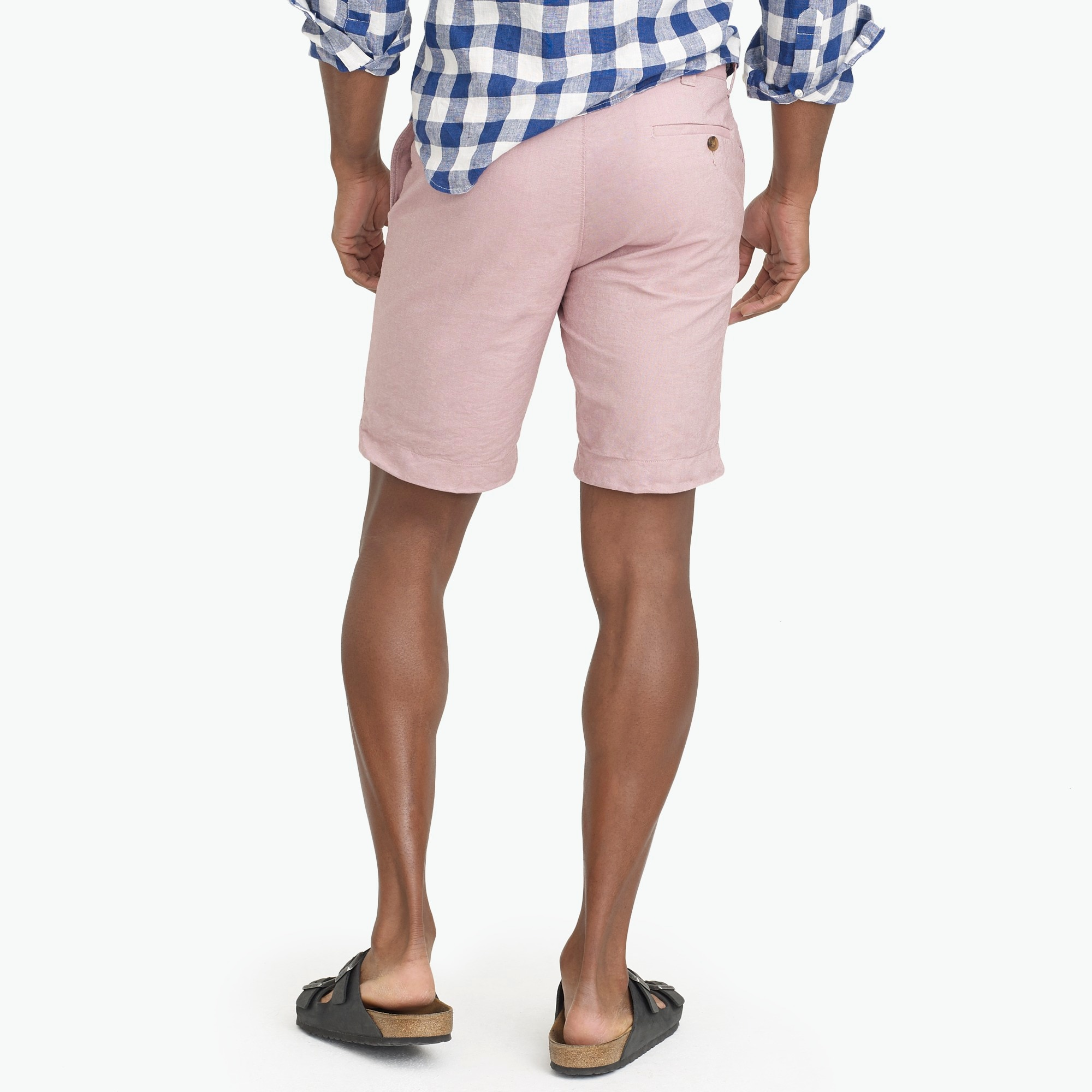 "Image 3 for 9"" Gramercy oxford short"