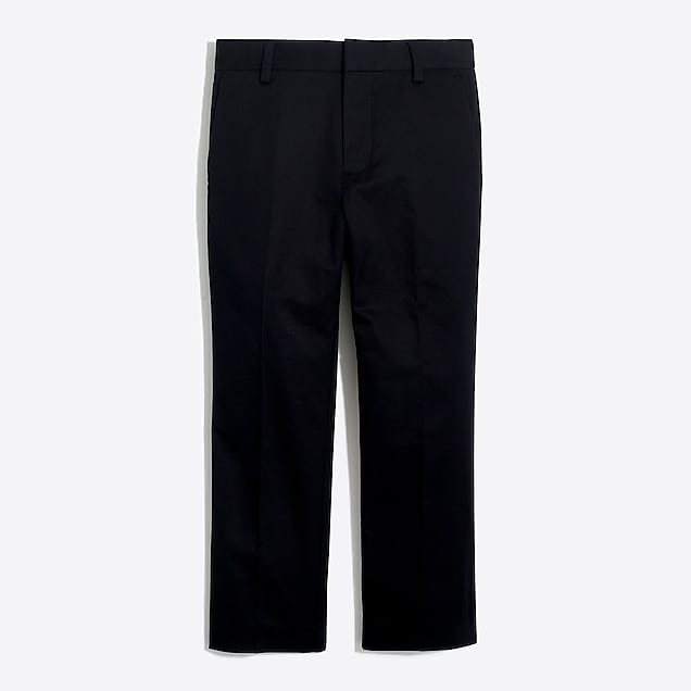 j.crew factory: boys' thompson suit pant in flex chino