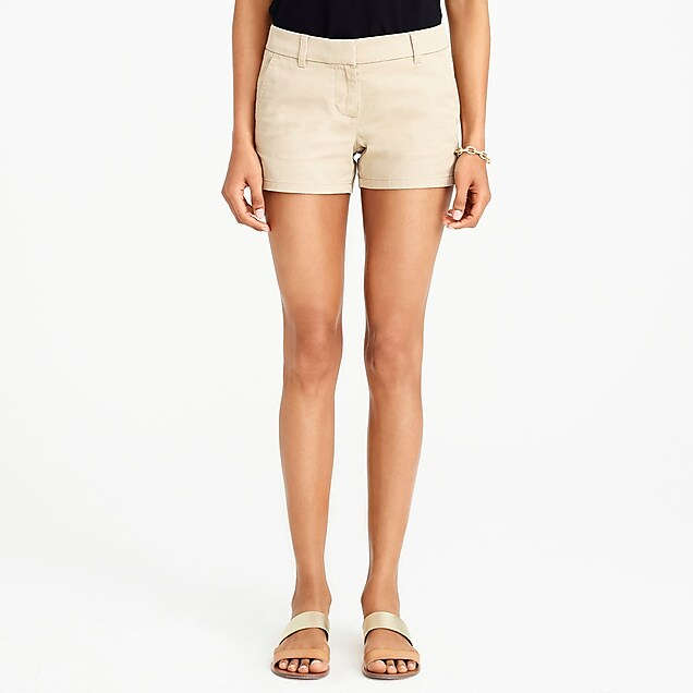 j.crew factory: 3 1/2 chino short