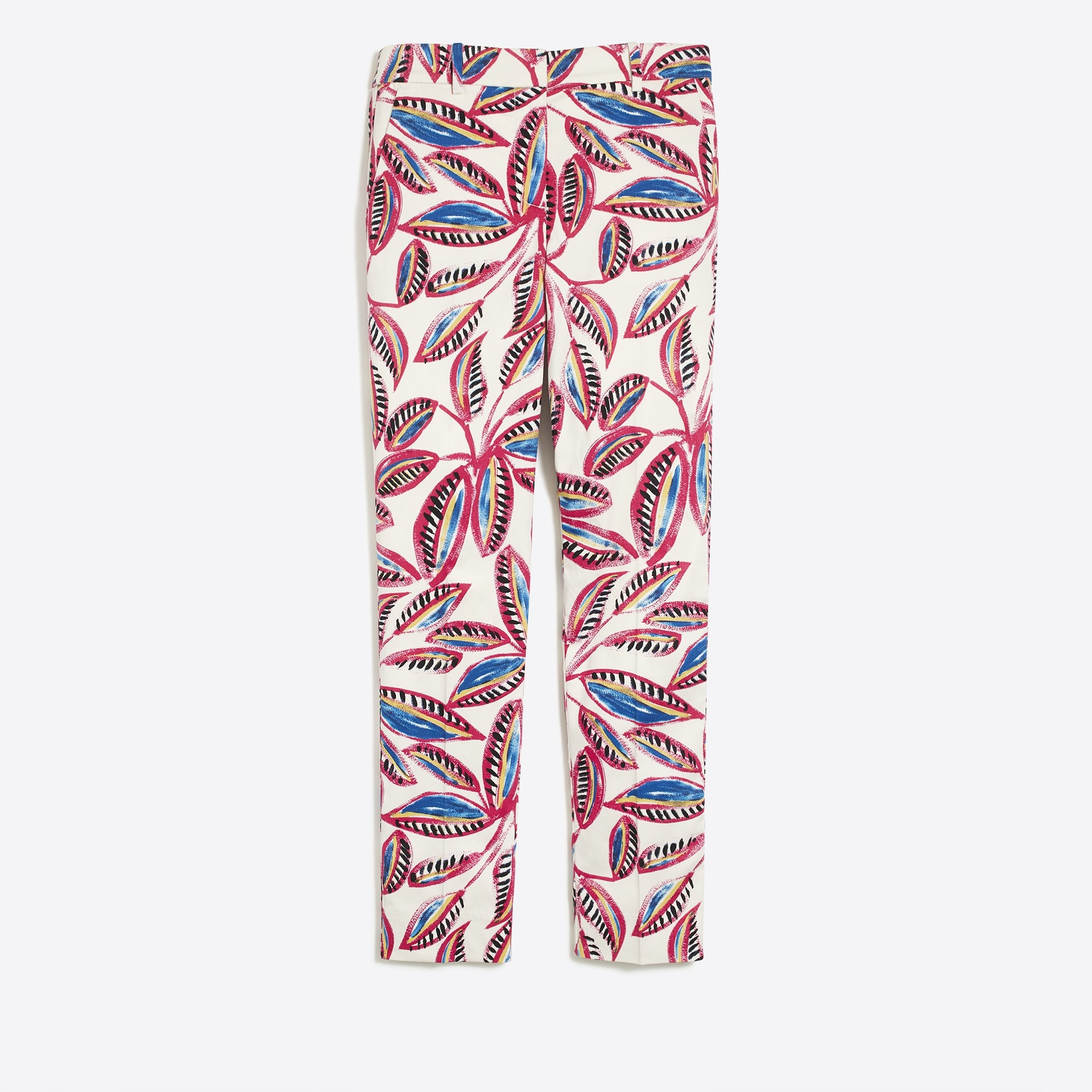 Image 2 for Printed skimmer pant