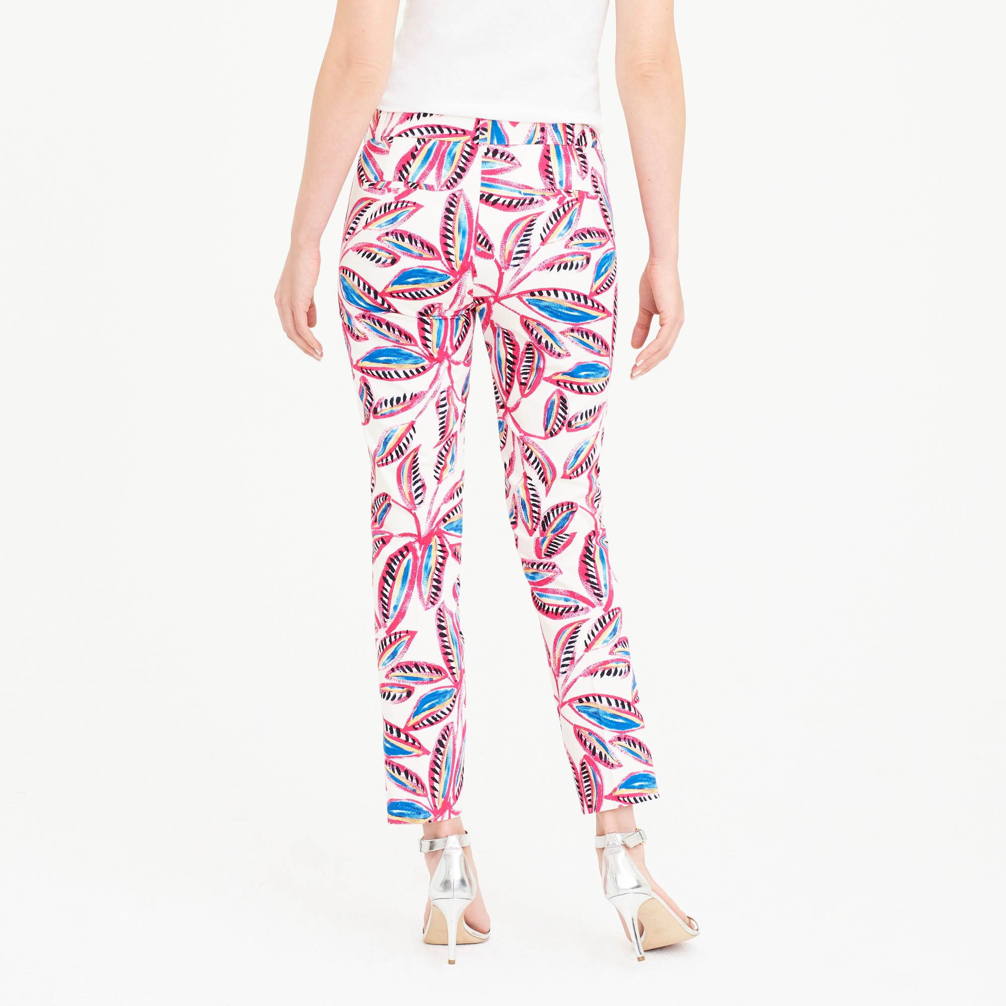 Image 3 for Printed skimmer pant