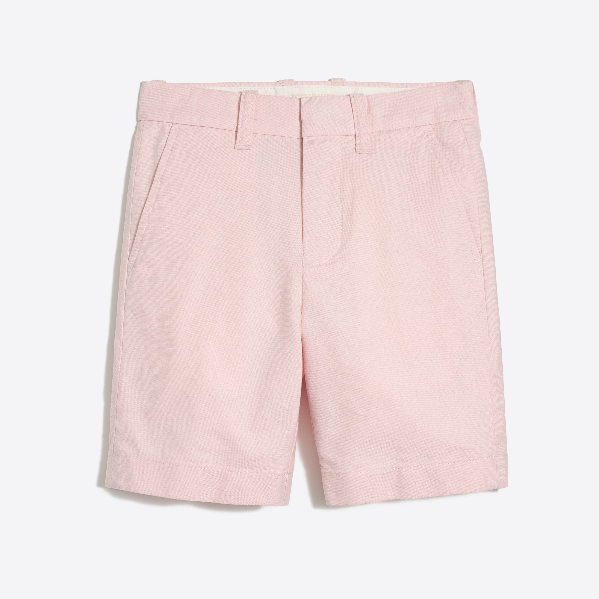 Boys' Gramercy short in sunwashed oxford factoryboys the camp shop c