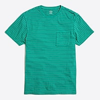 Image 2 for J.Crew Mercantile Pacific striped T-shirt