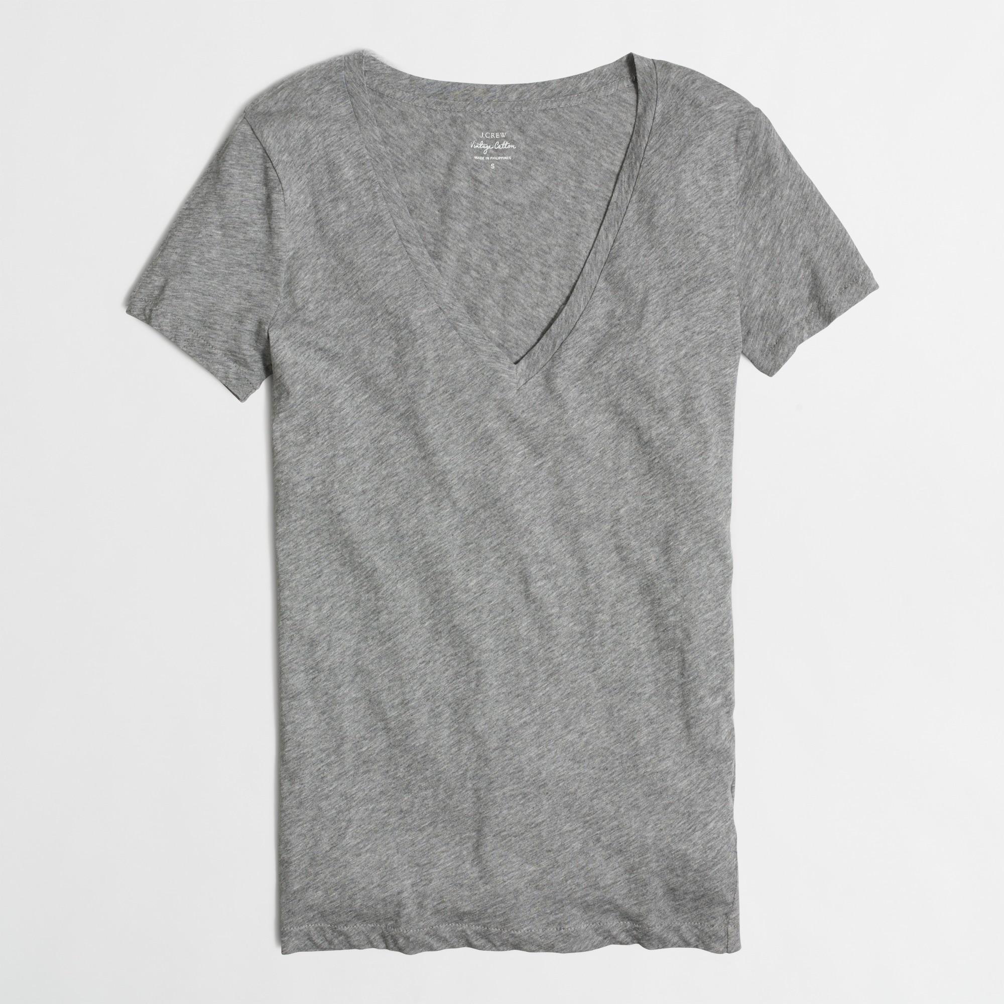 J.Crew Mercantile Featherweight Slub Cotton T-shirt   search