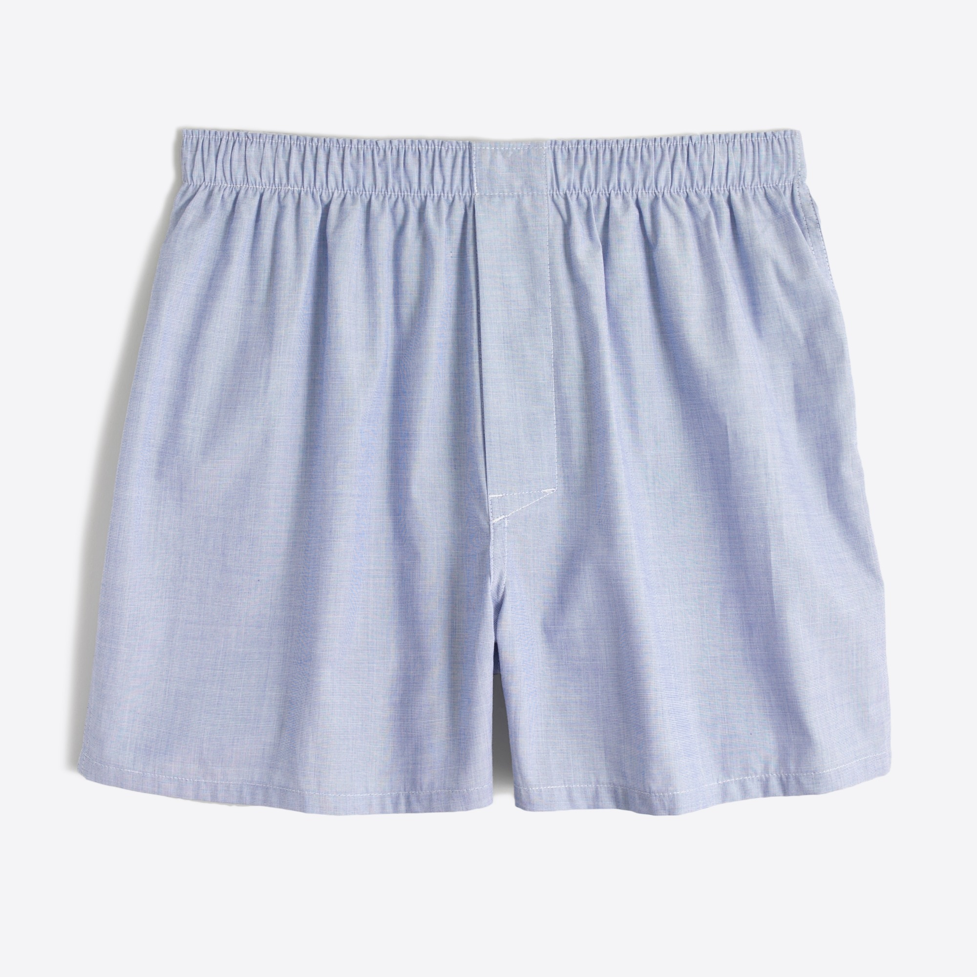 factory mens Boxers in end on end cotton