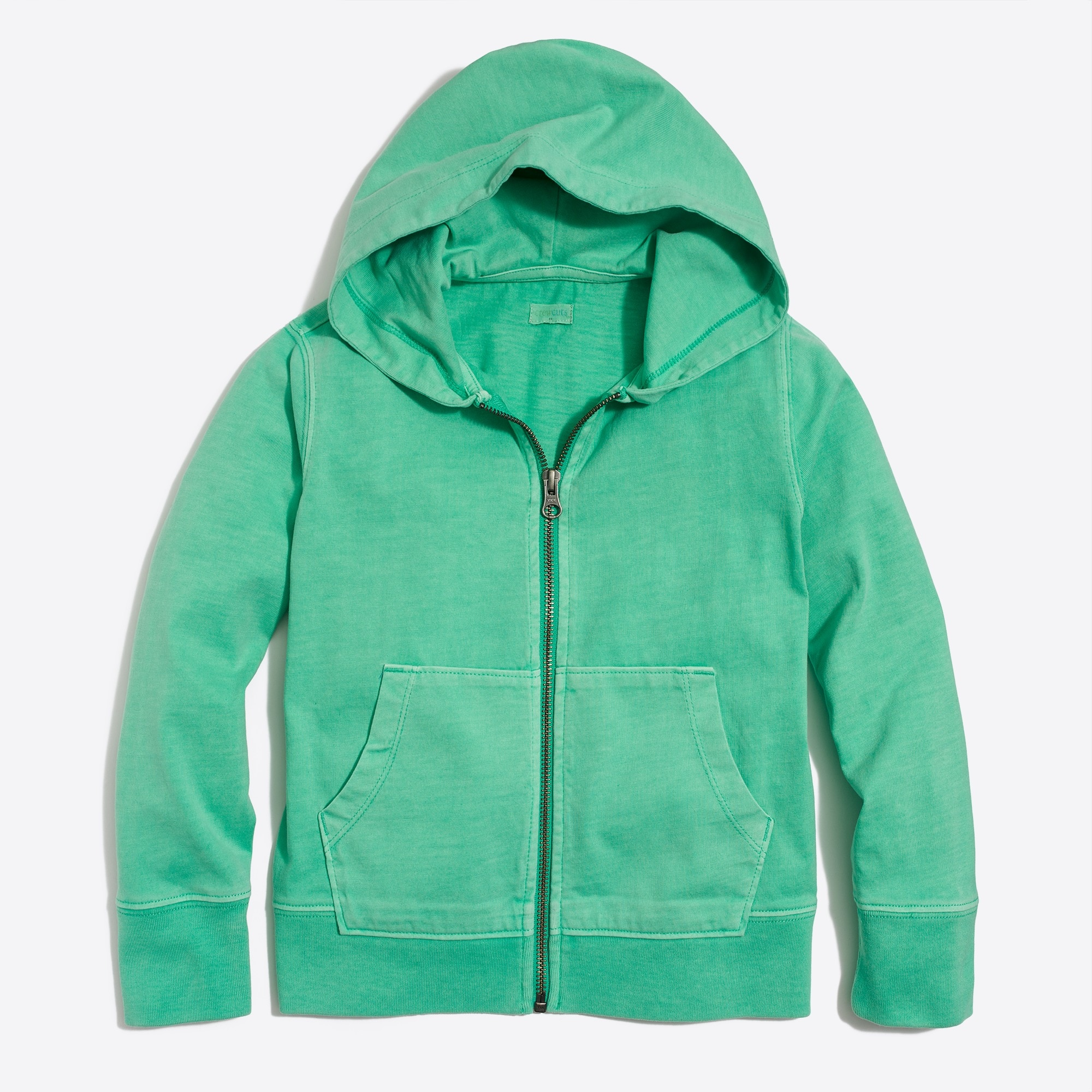 Boys' garment-dyed hoodie factoryboys the camp shop c