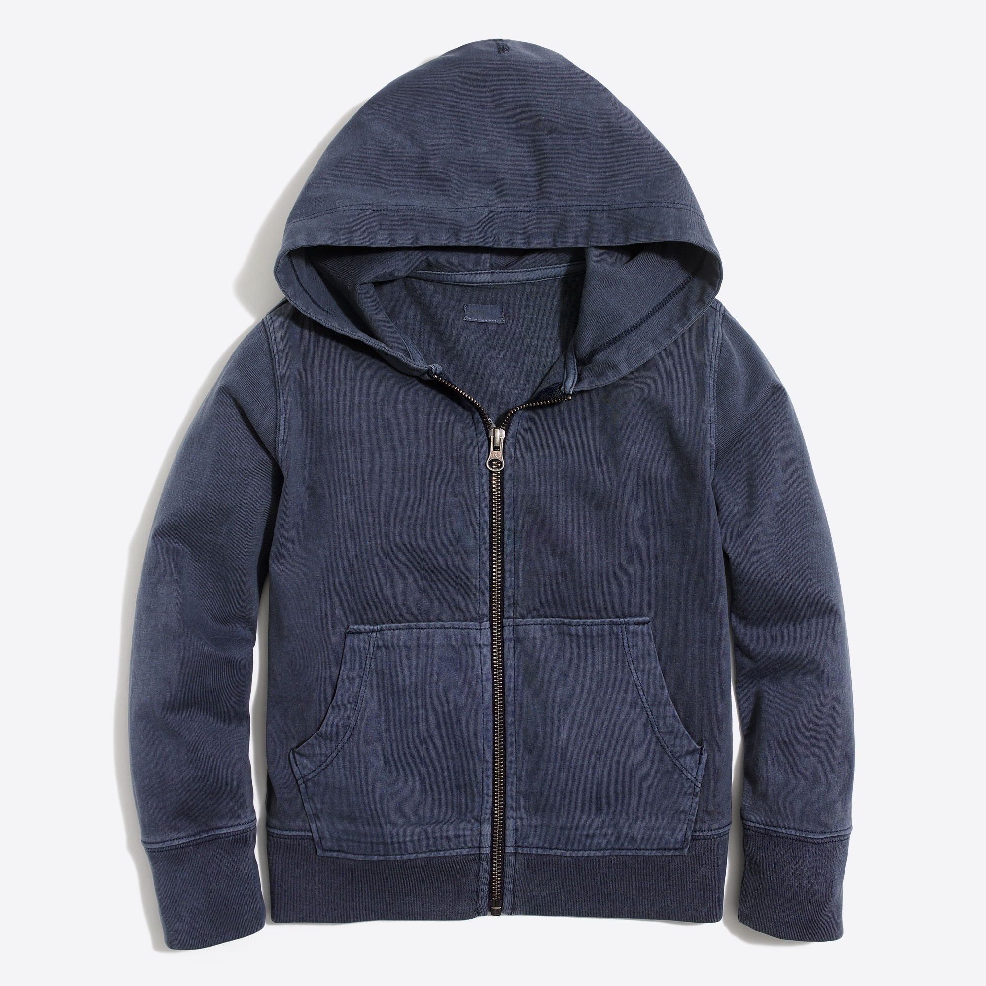 boys' garment-dyed hoodie : factoryboys sweatshirts