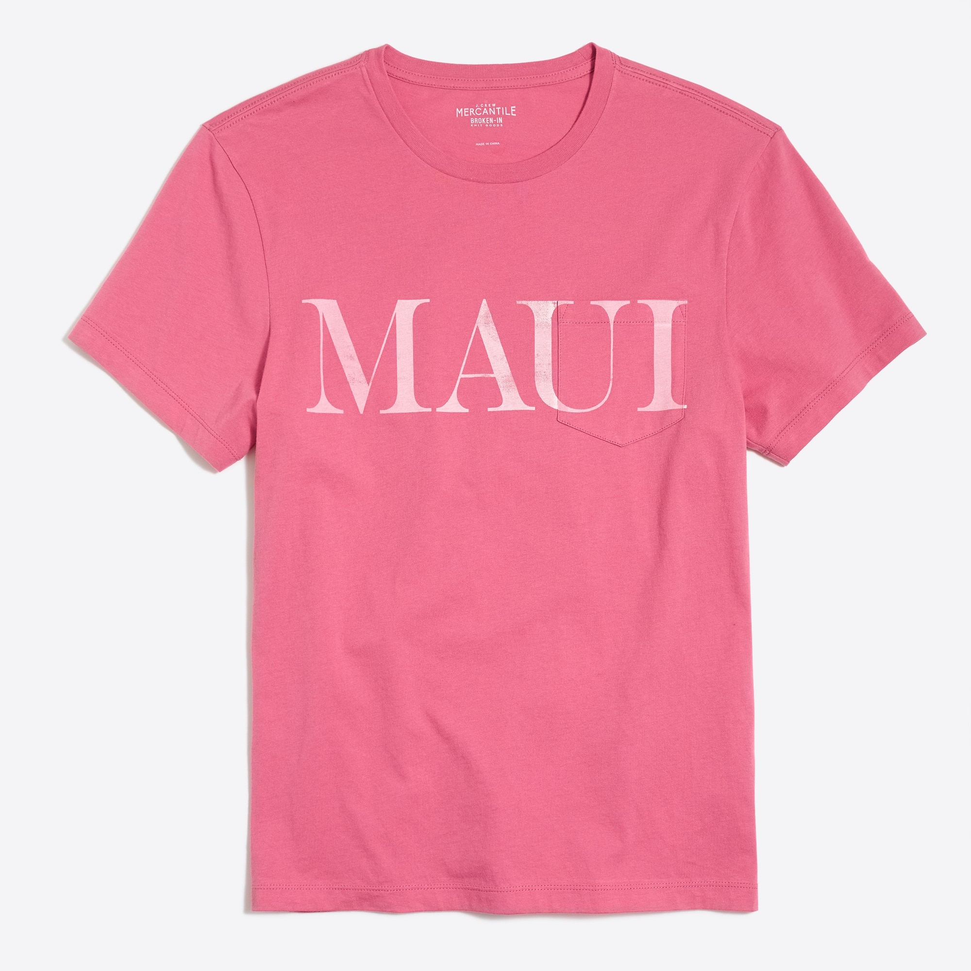 Image 4 for J.Crew Mercantile Broken-in Maui T-shirt