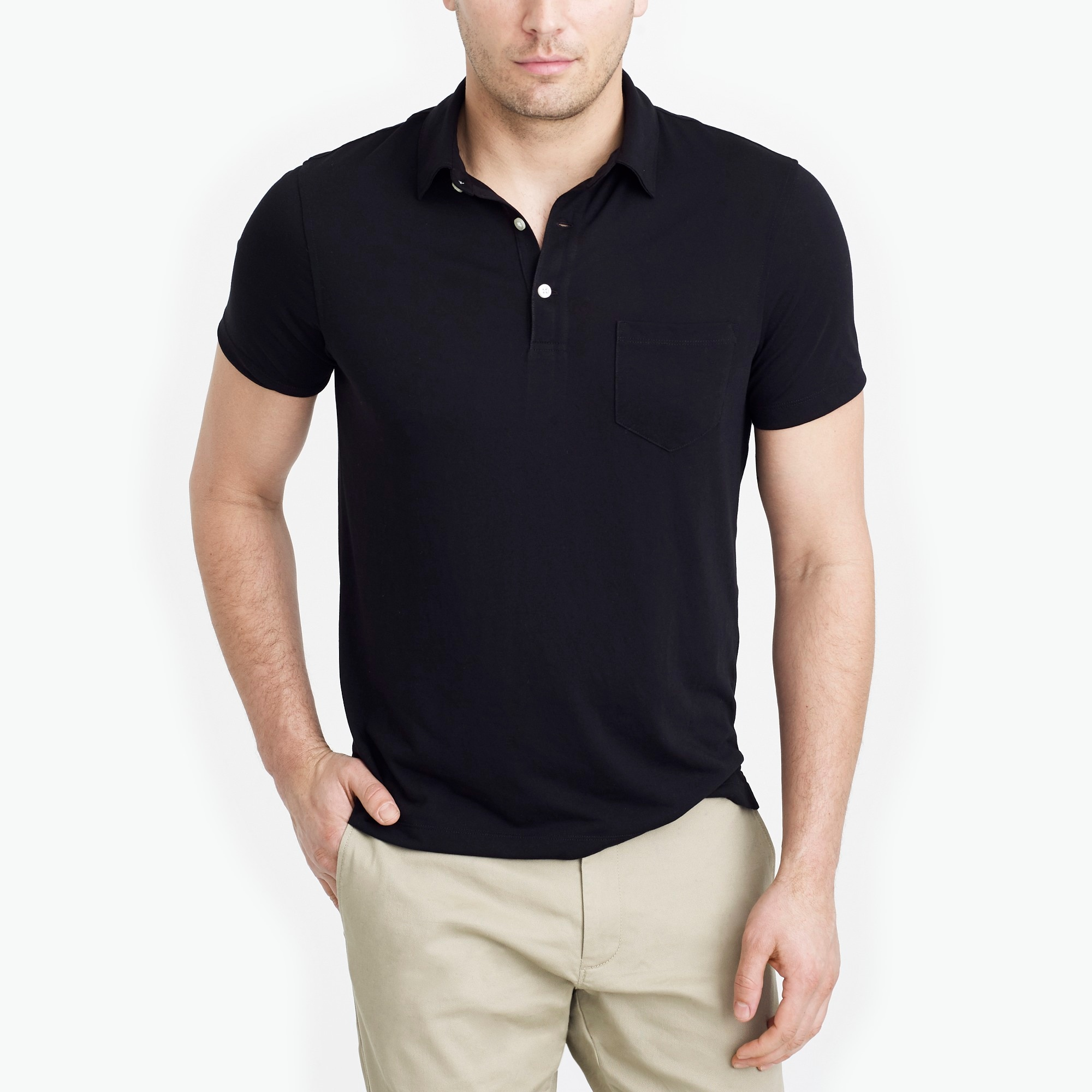 Performance polo shirt factorymen t-shirts & henleys c