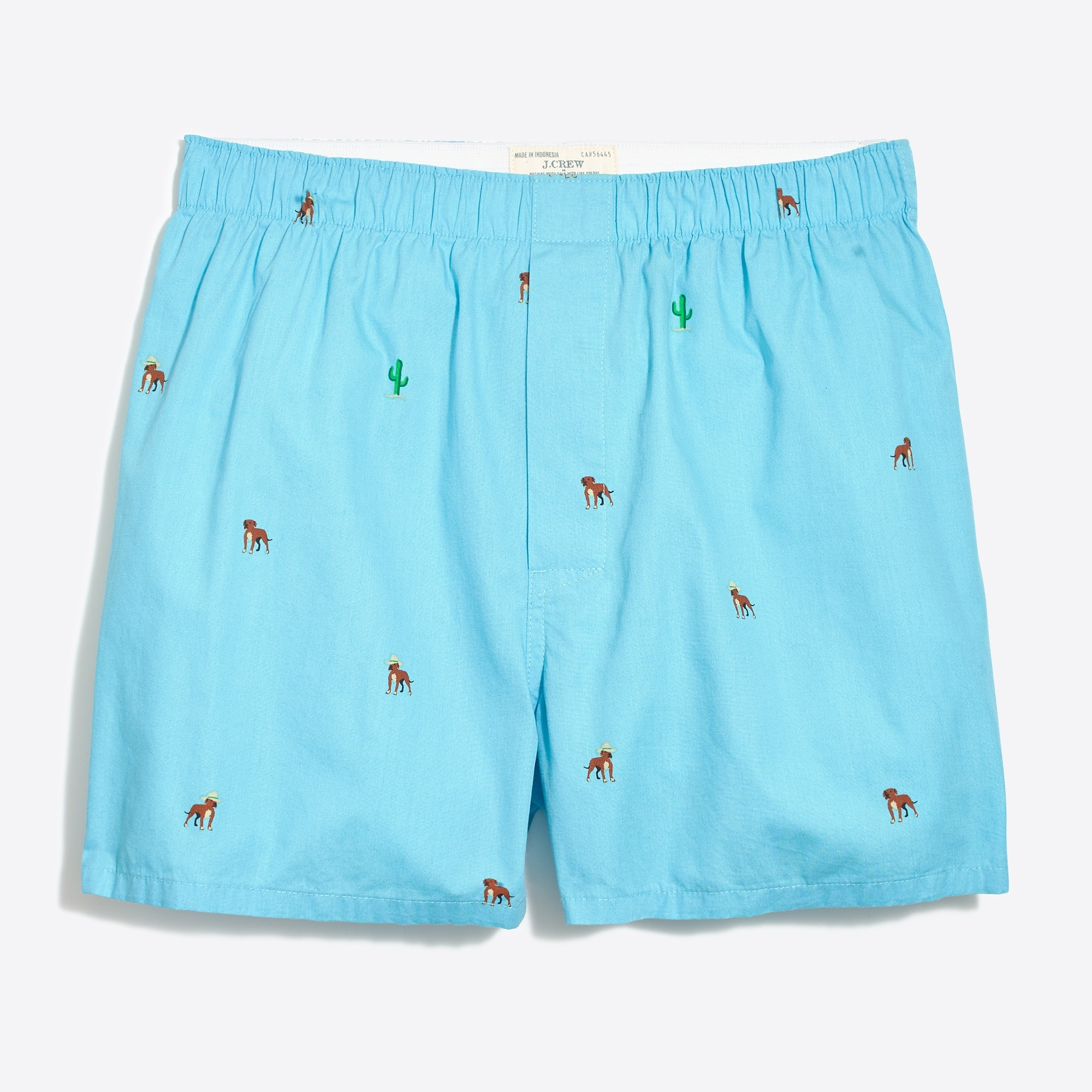 factory mens Prickly pup boxers