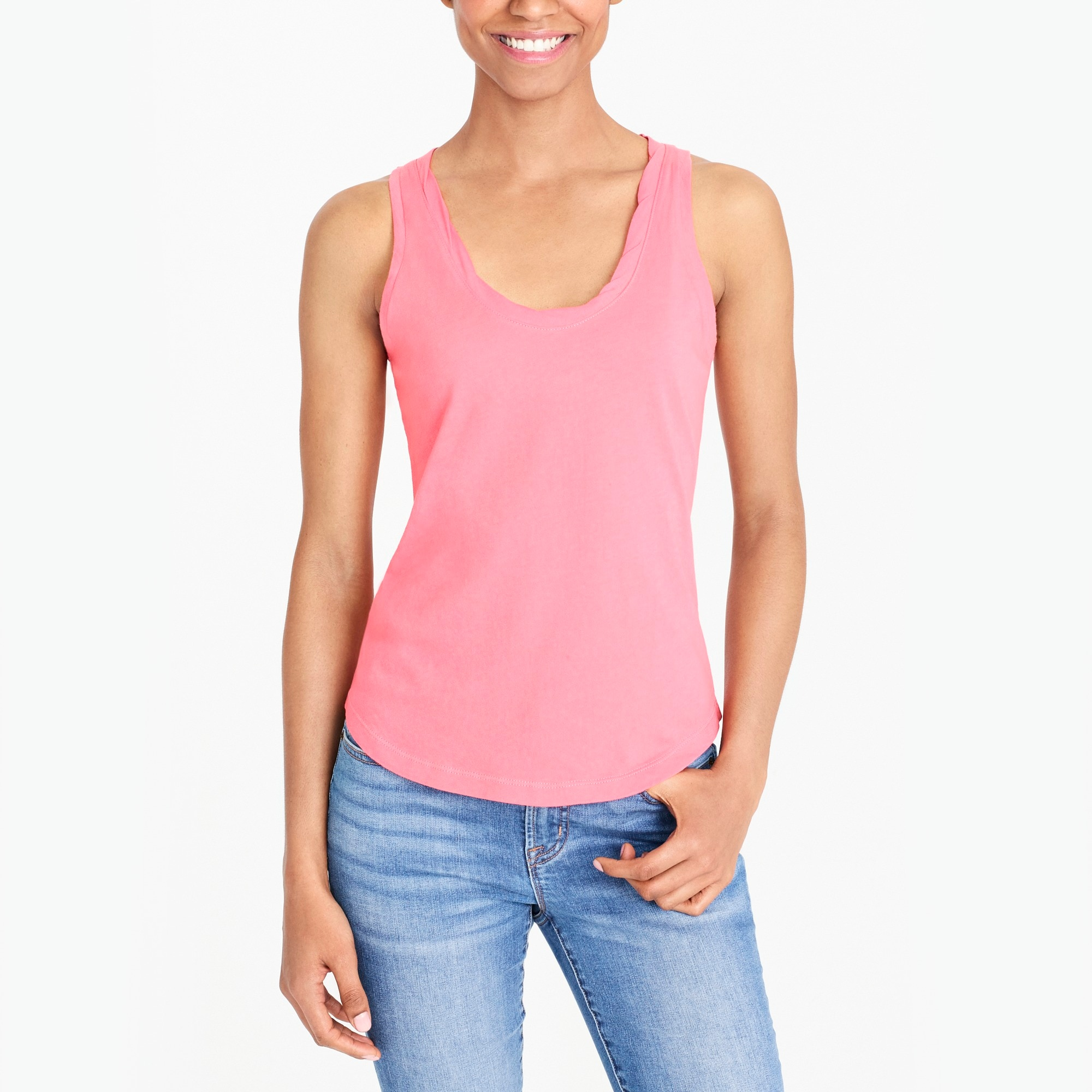 j.crew mercantile tissue tank top : factorywomen sleeveless