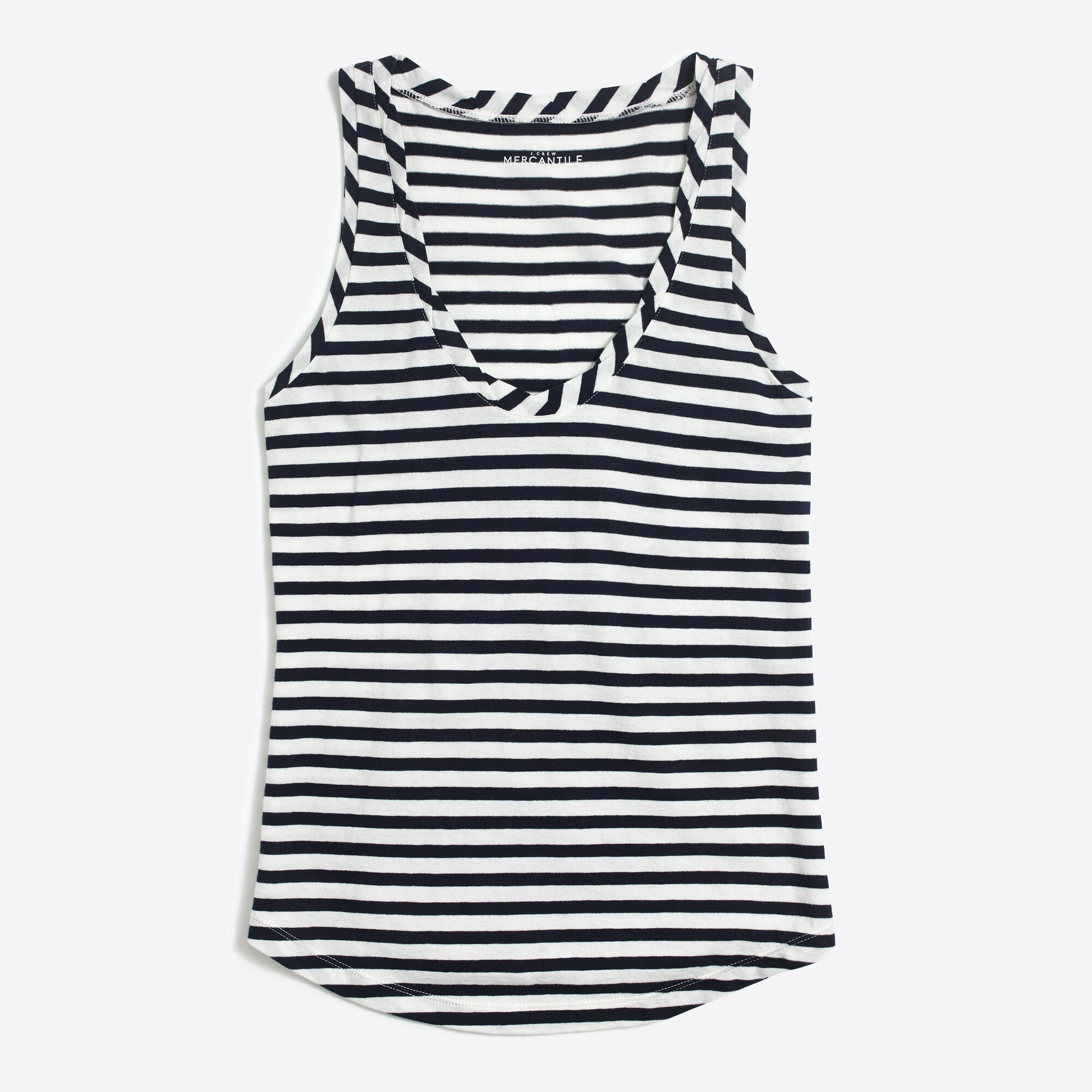 J.Crew Mercantile Striped Tissue tank top factorywomen new arrivals c