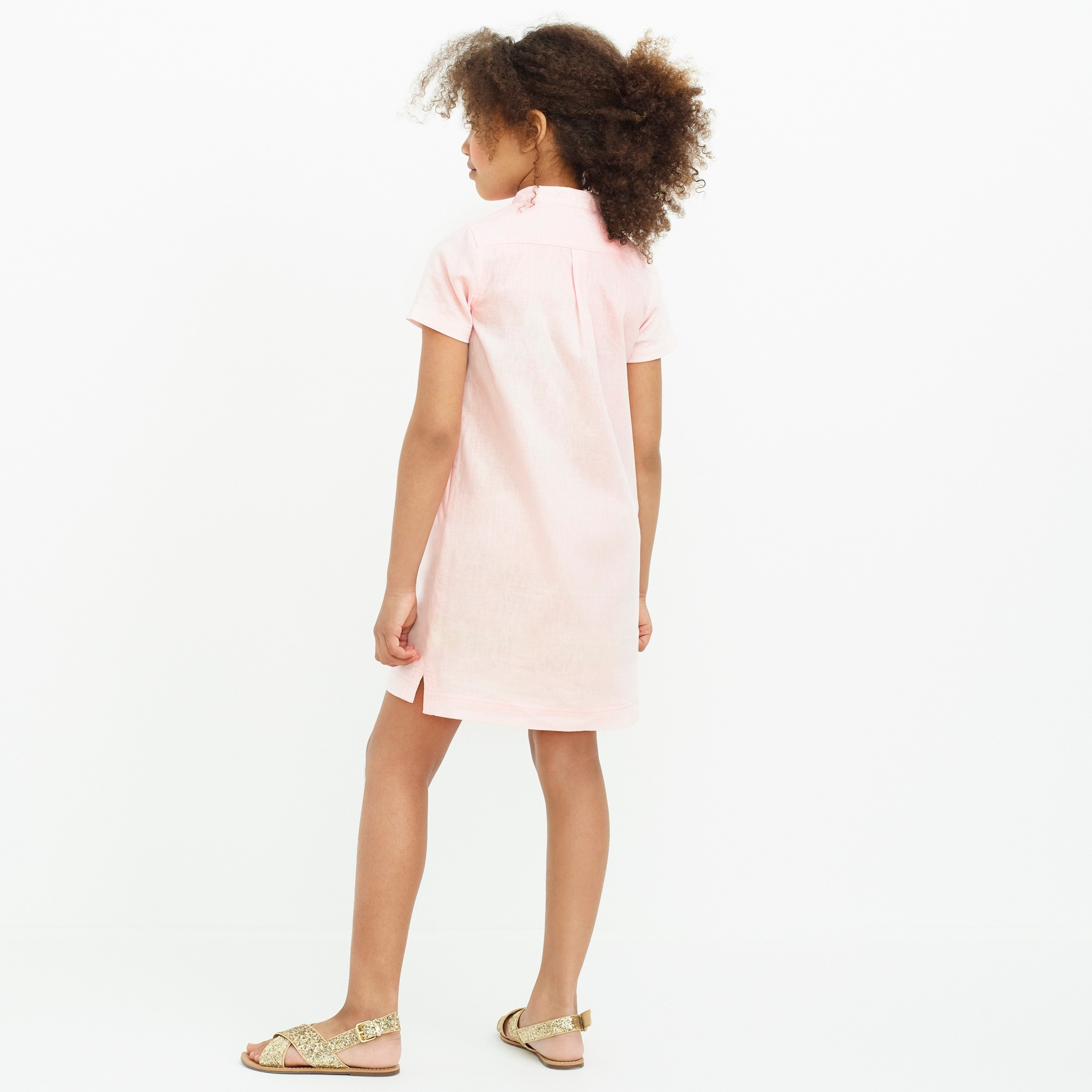 Image 3 for Girls' utility dress