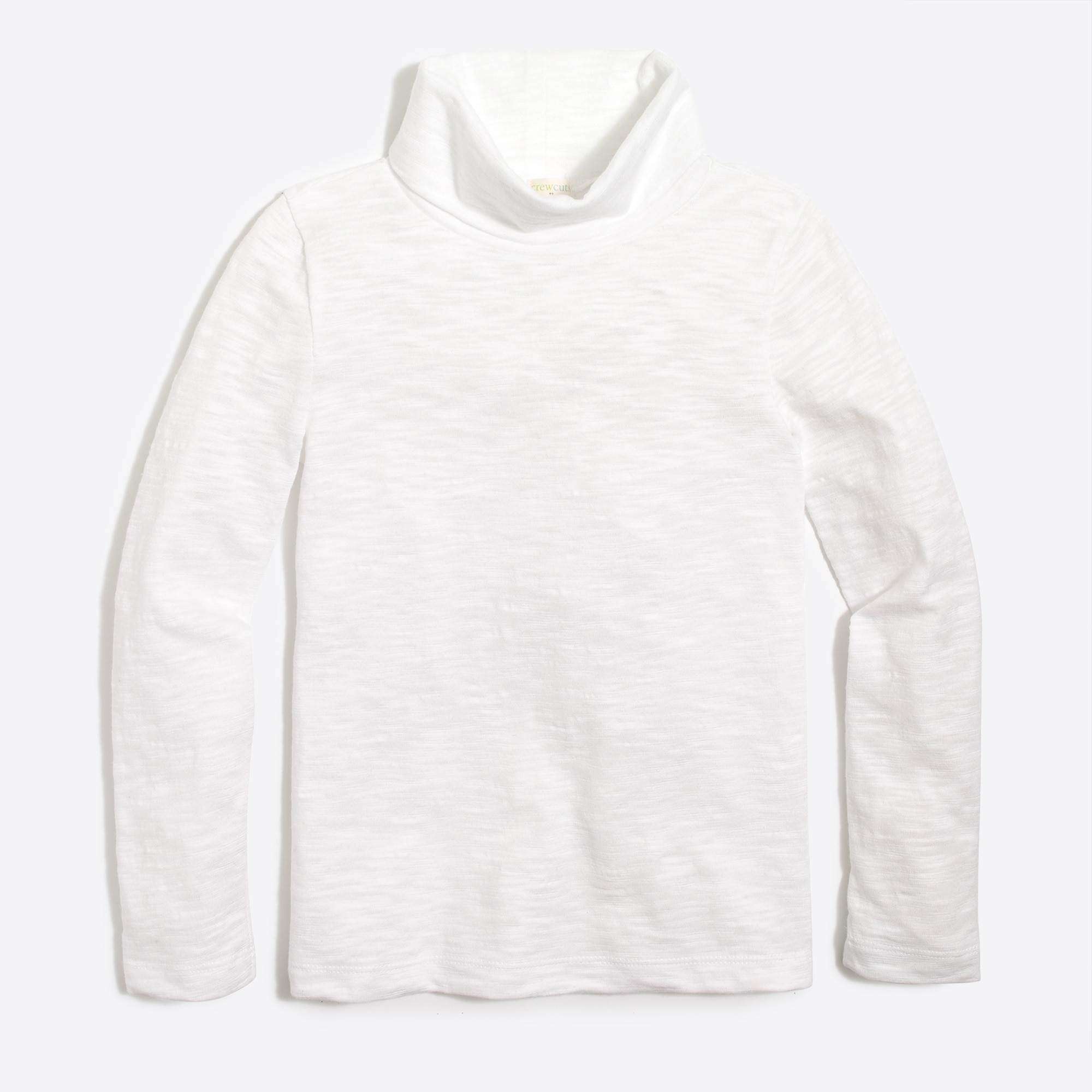 Image 1 for Girls' long-sleeve turtleneck