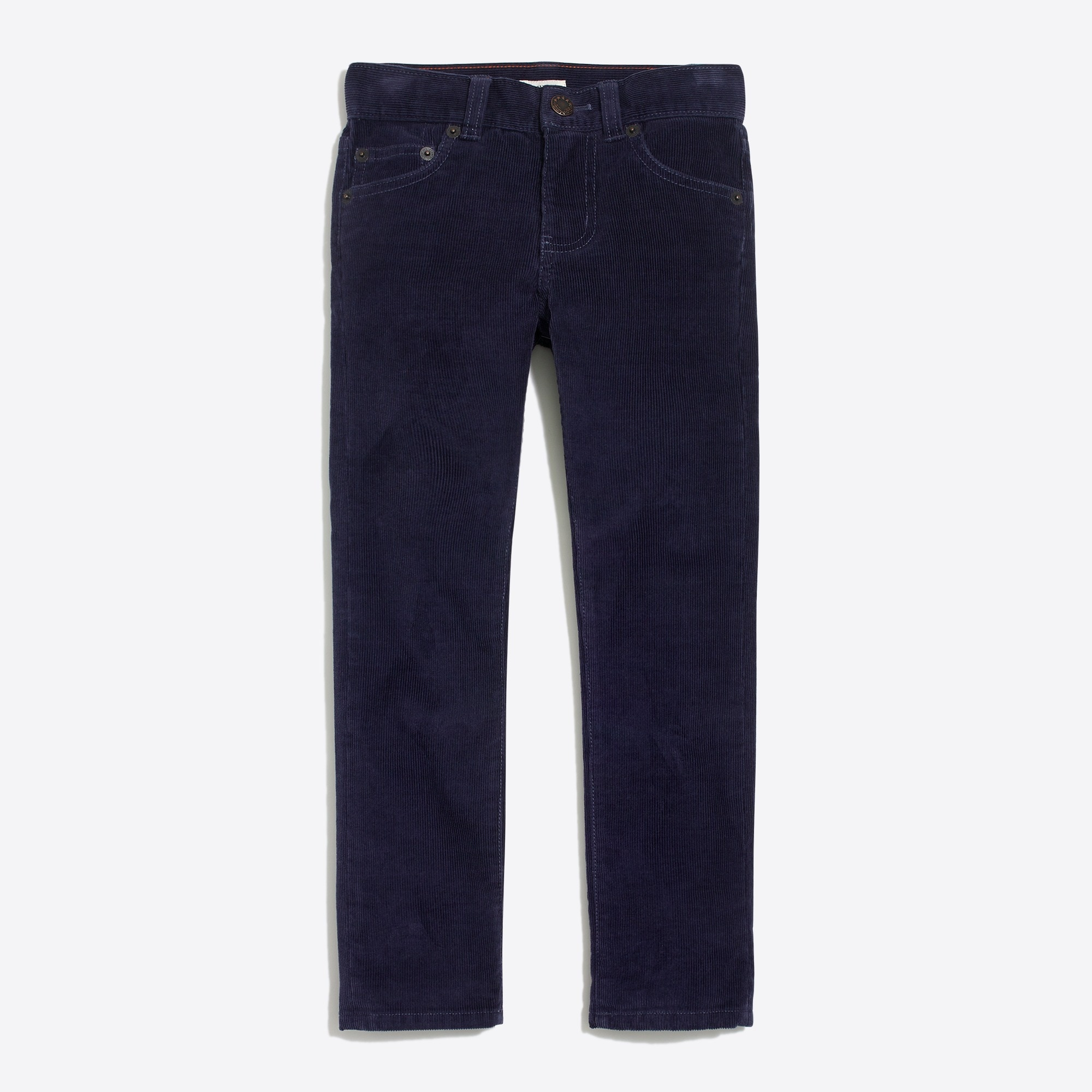 factory boys Boys' slim flex cord
