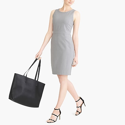 factory womens Sheath work dress