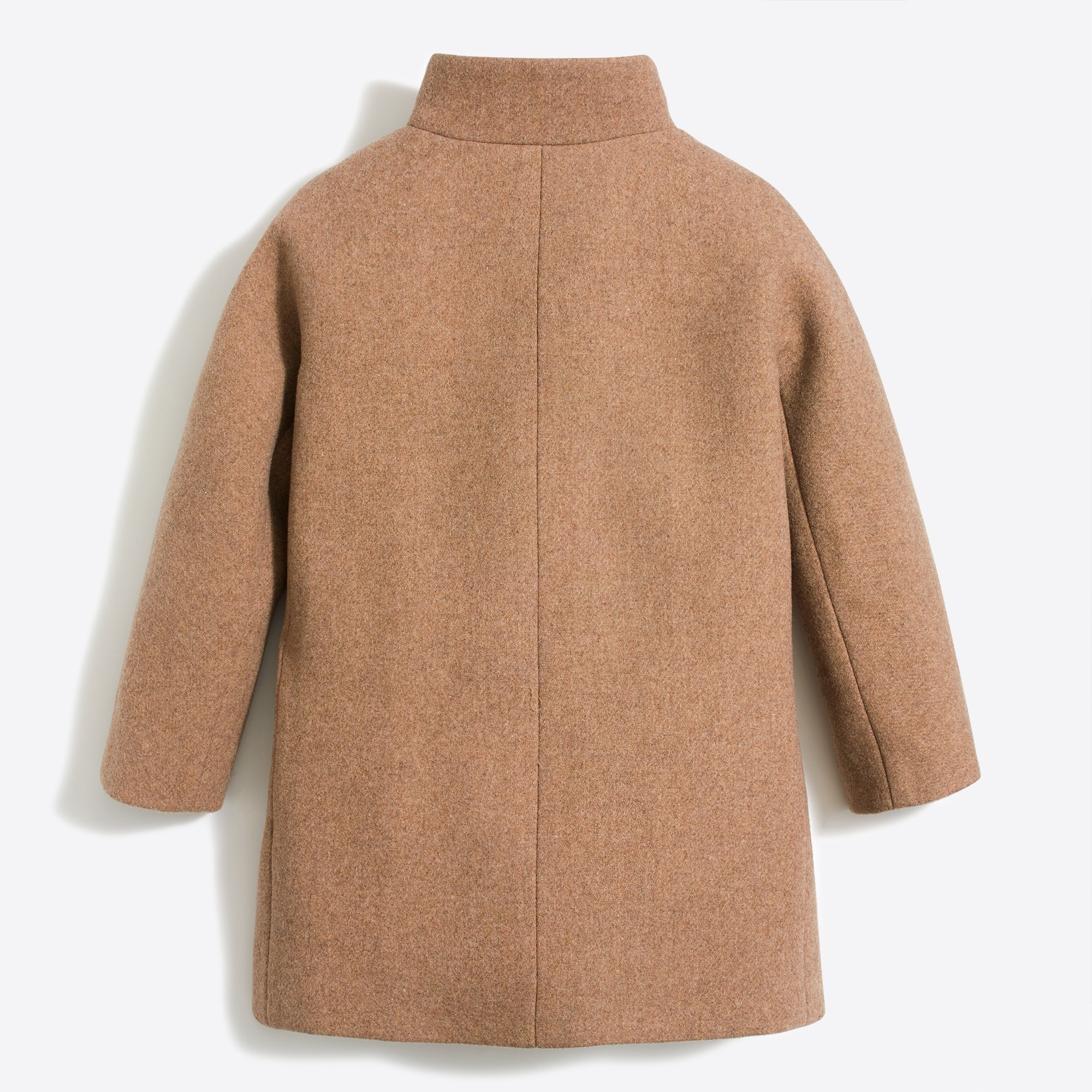 Girls' mini city coat