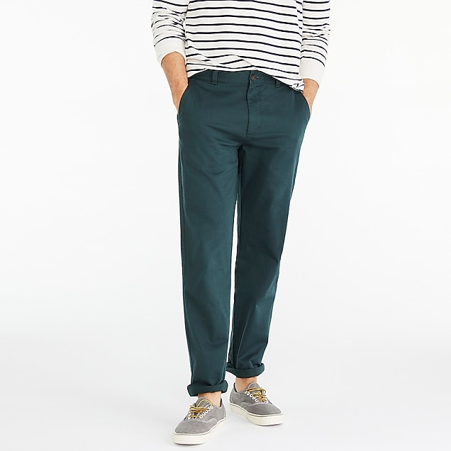 j.crew factory: athletic-fit flex chino