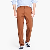 Relaxed-fit flex chino