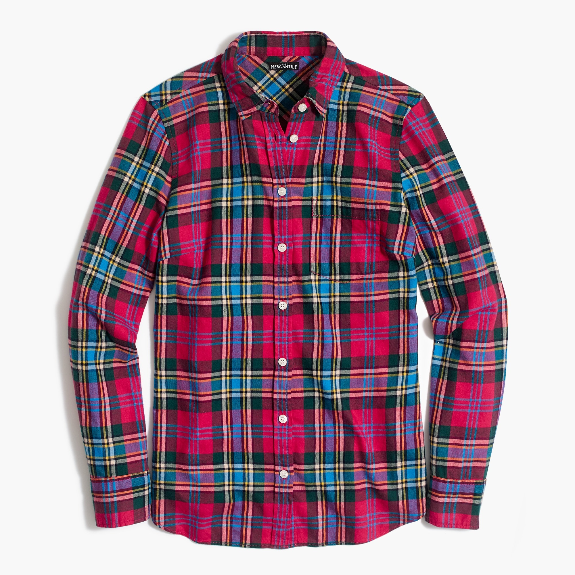 Image 2 for Petite flannel shirt