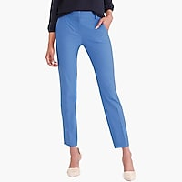 Image 1 for Slim crop Ruby pant in stretch twill