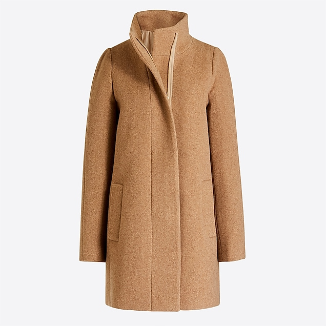 city coat : factorywomen wool coats