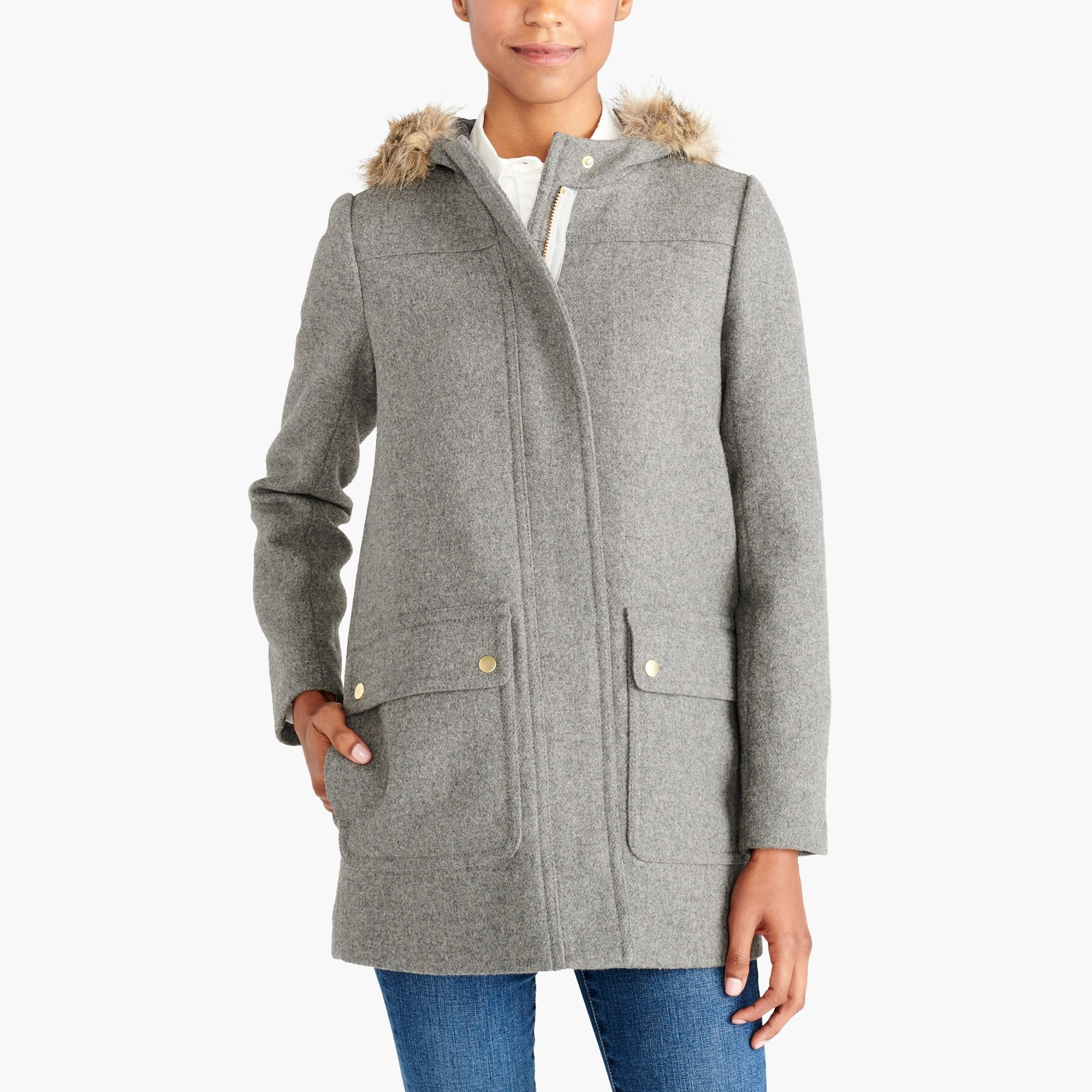 factory womens Vail parka