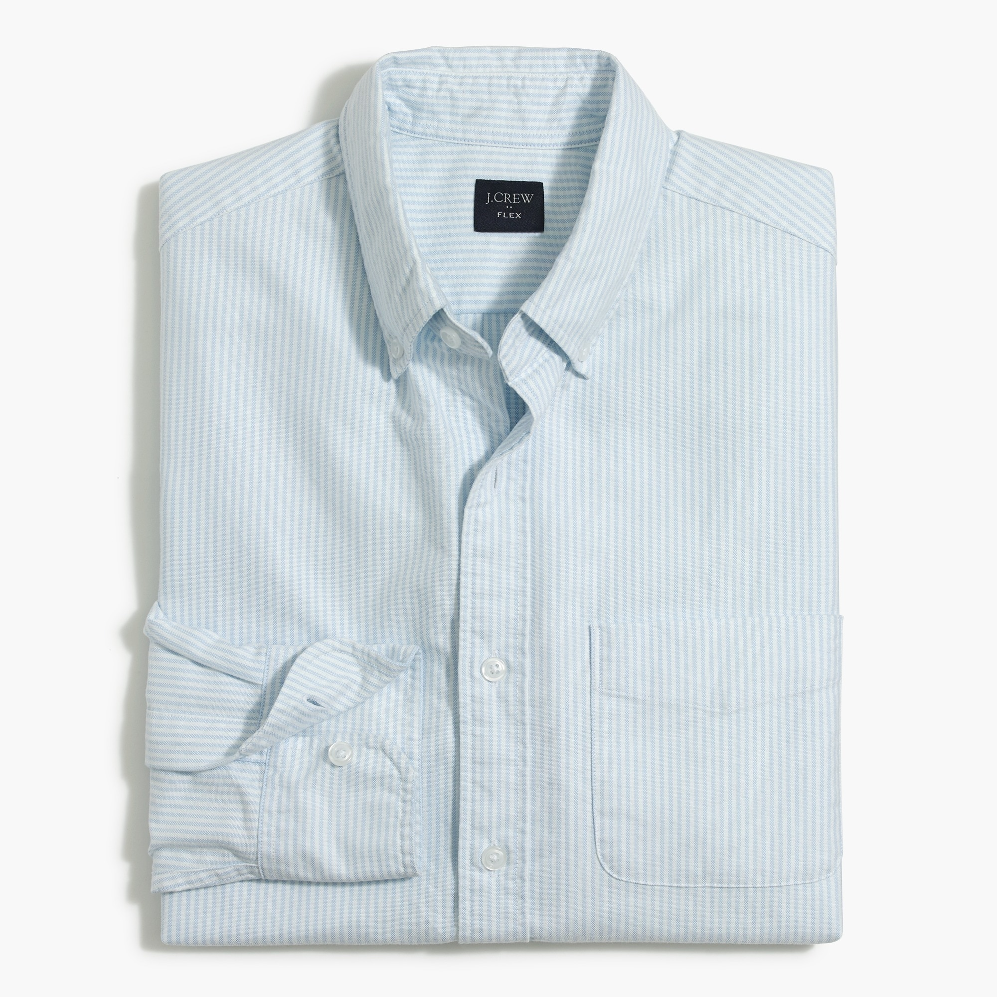 factory mens Flex oxford cotton shirt