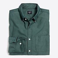 Image 2 for Slim flex oxford shirt