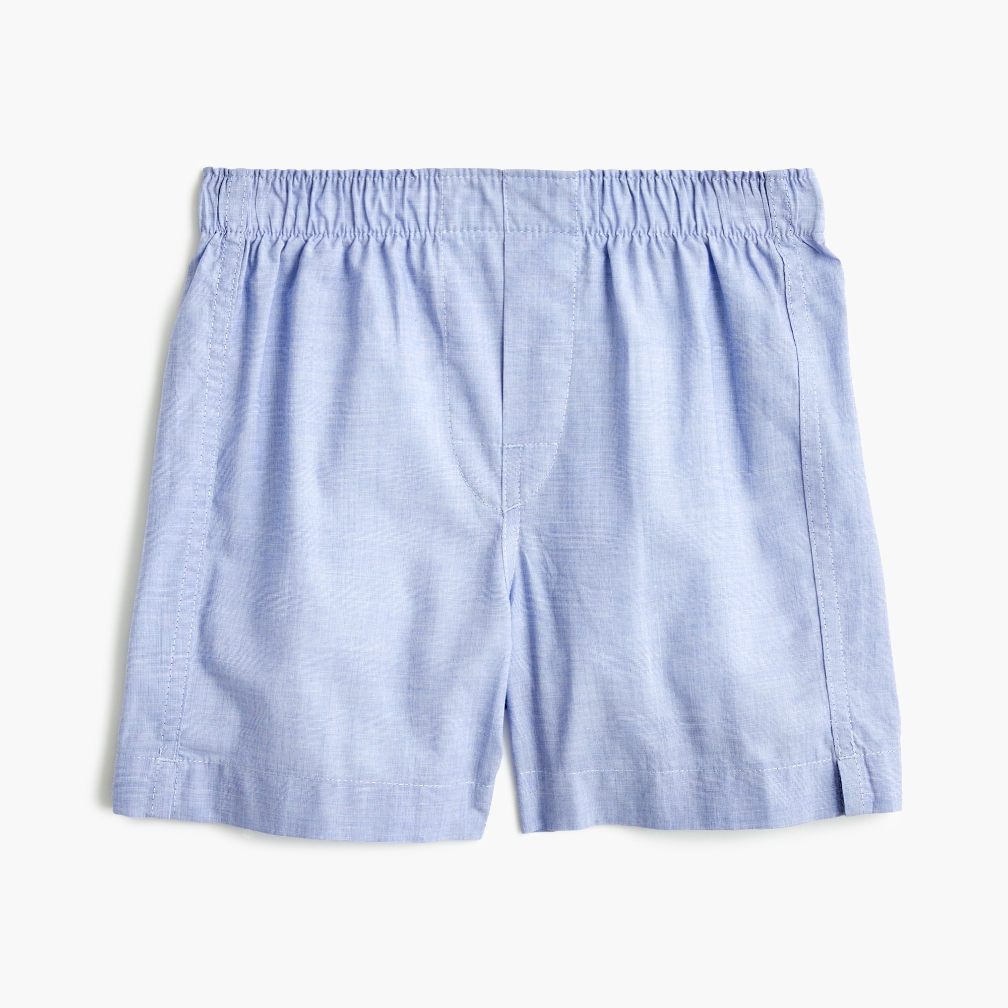 factory boys Boys' cotton boxers in end-on-end